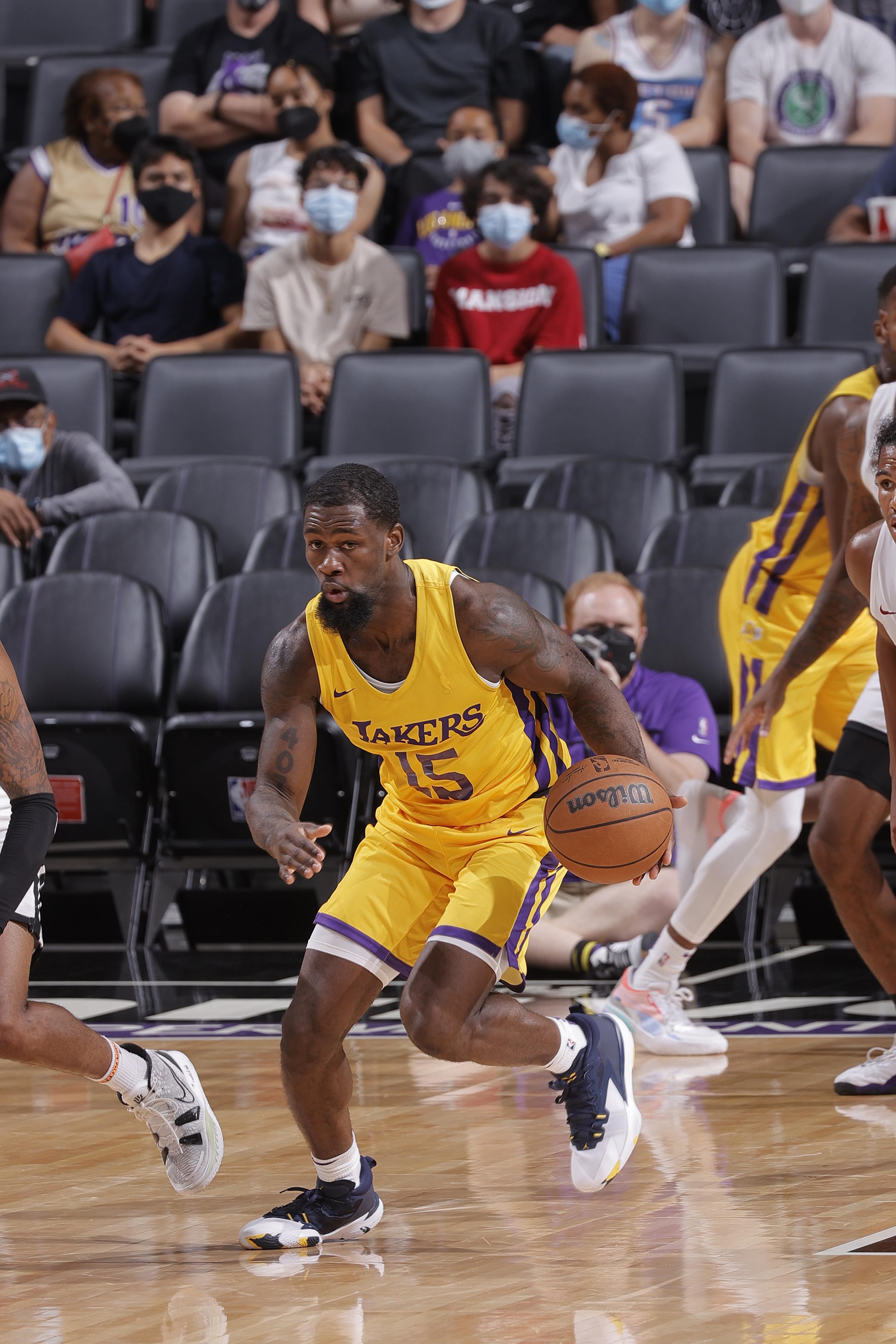 2021 California Classic Summer League: Los Angeles Lakers v Miami Heat