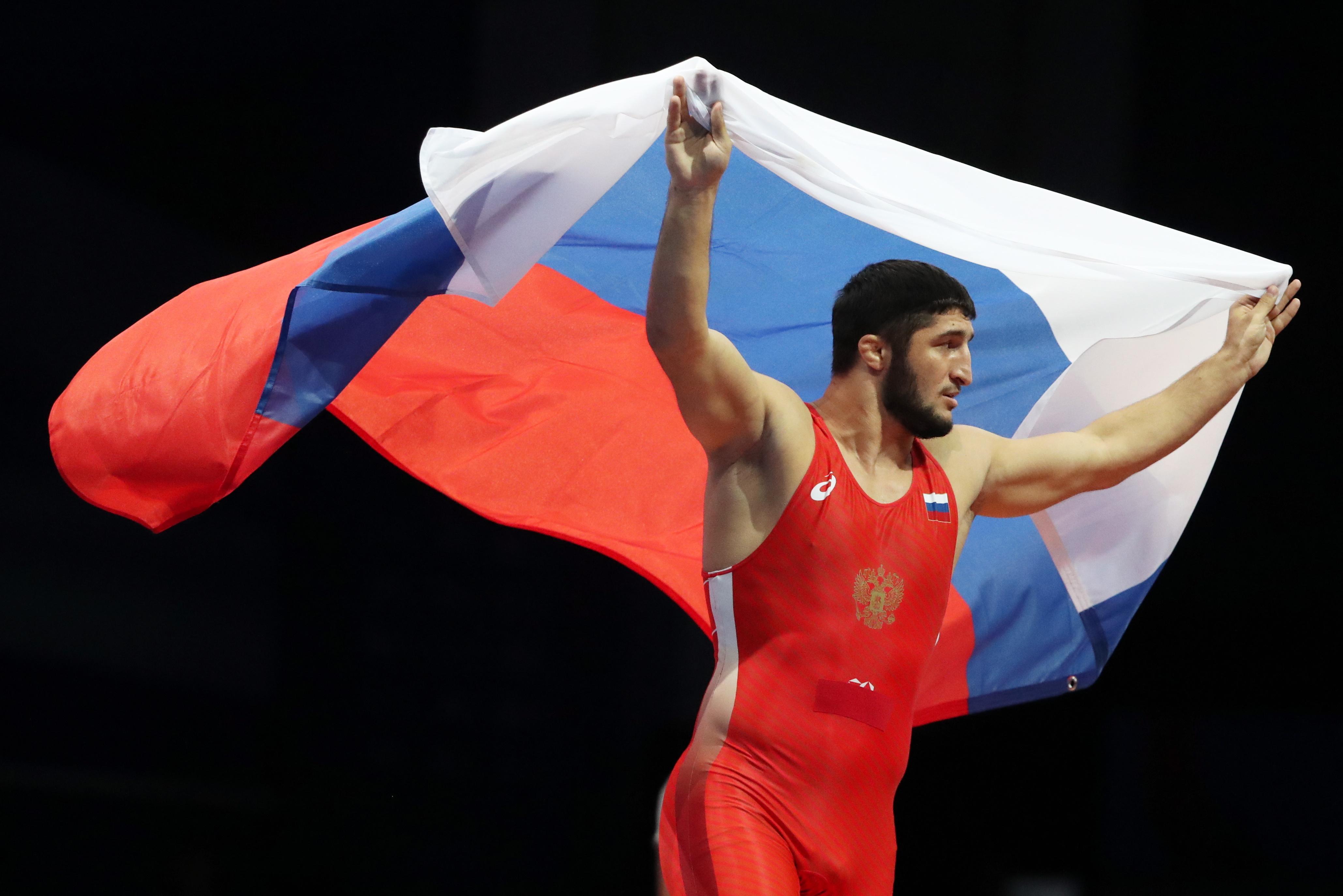 Minsk 2019 European Games: wrestling