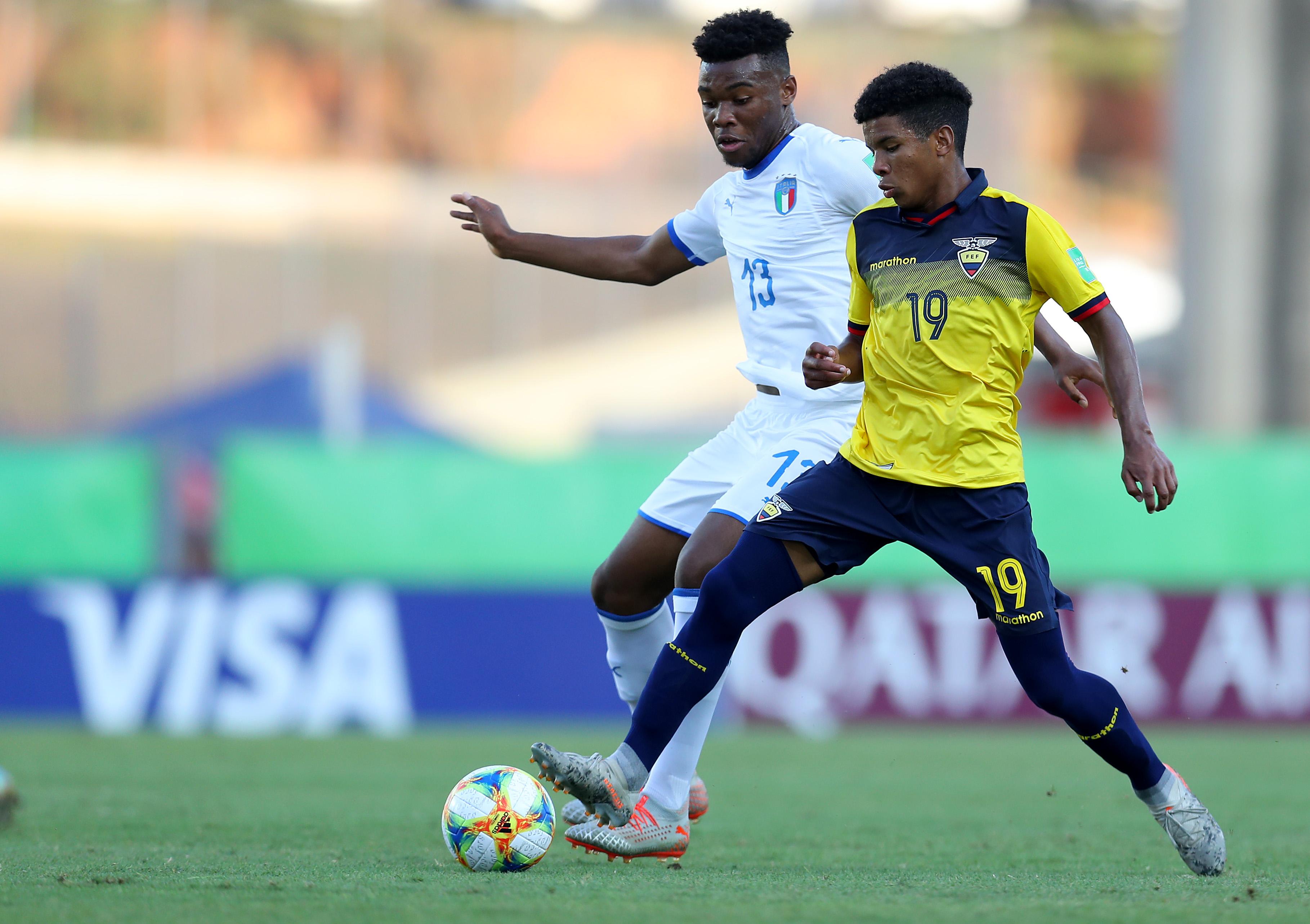 Ecuador v Italy - FIFA U-17 World Cup Brazil 2019