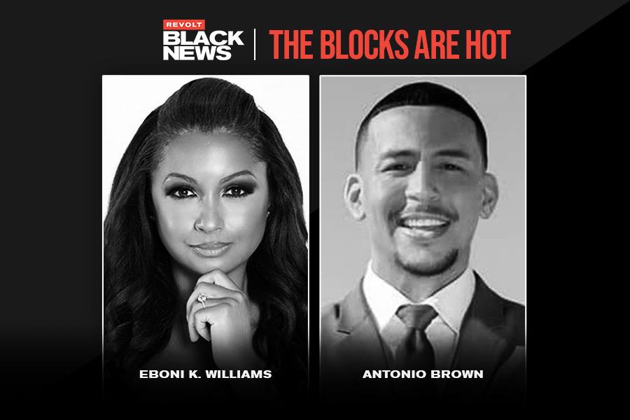 Antonio Brown on Atlanta crime - REVOLT BLACK NEWS
