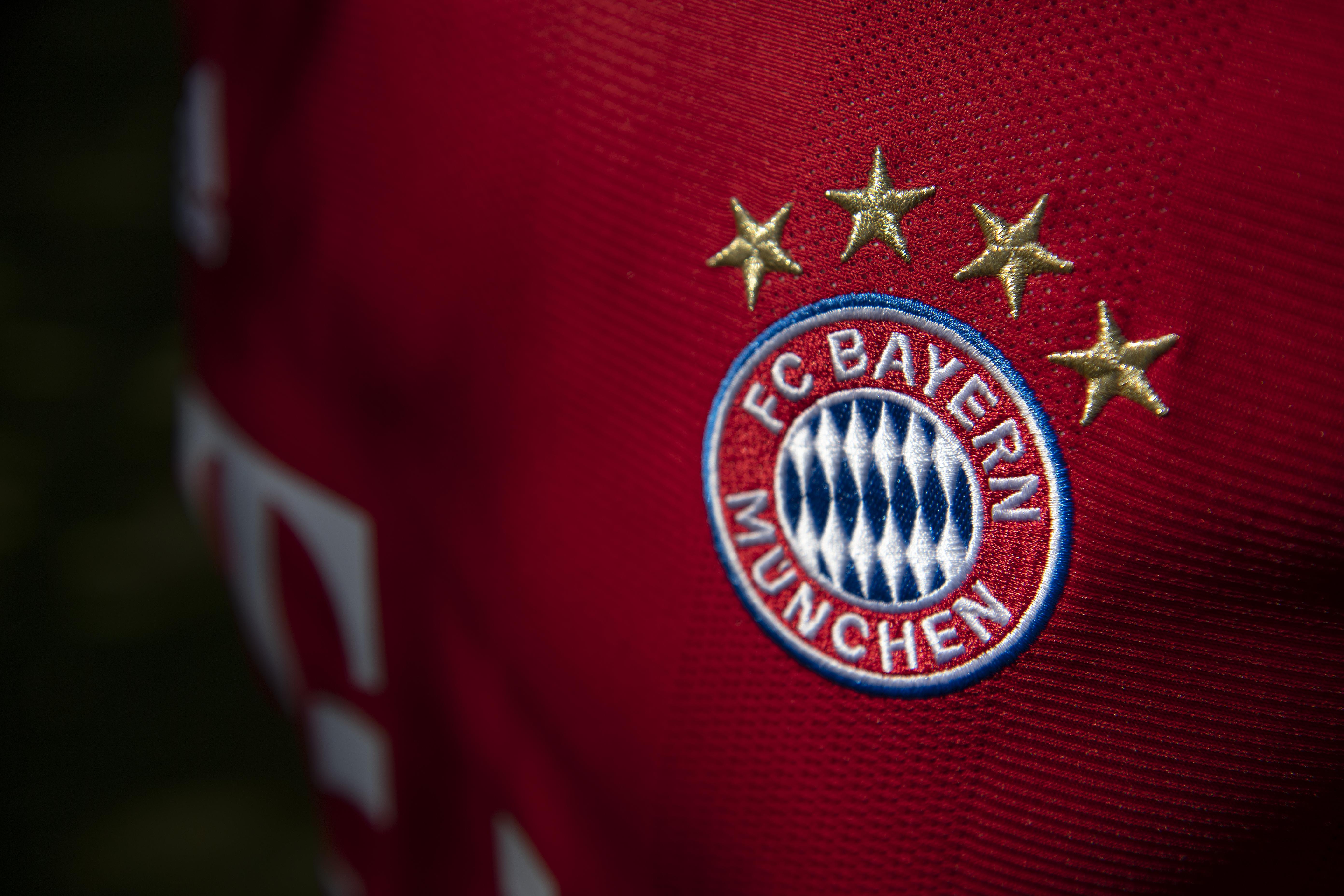 The FC Bayern Munich Home Shirt
