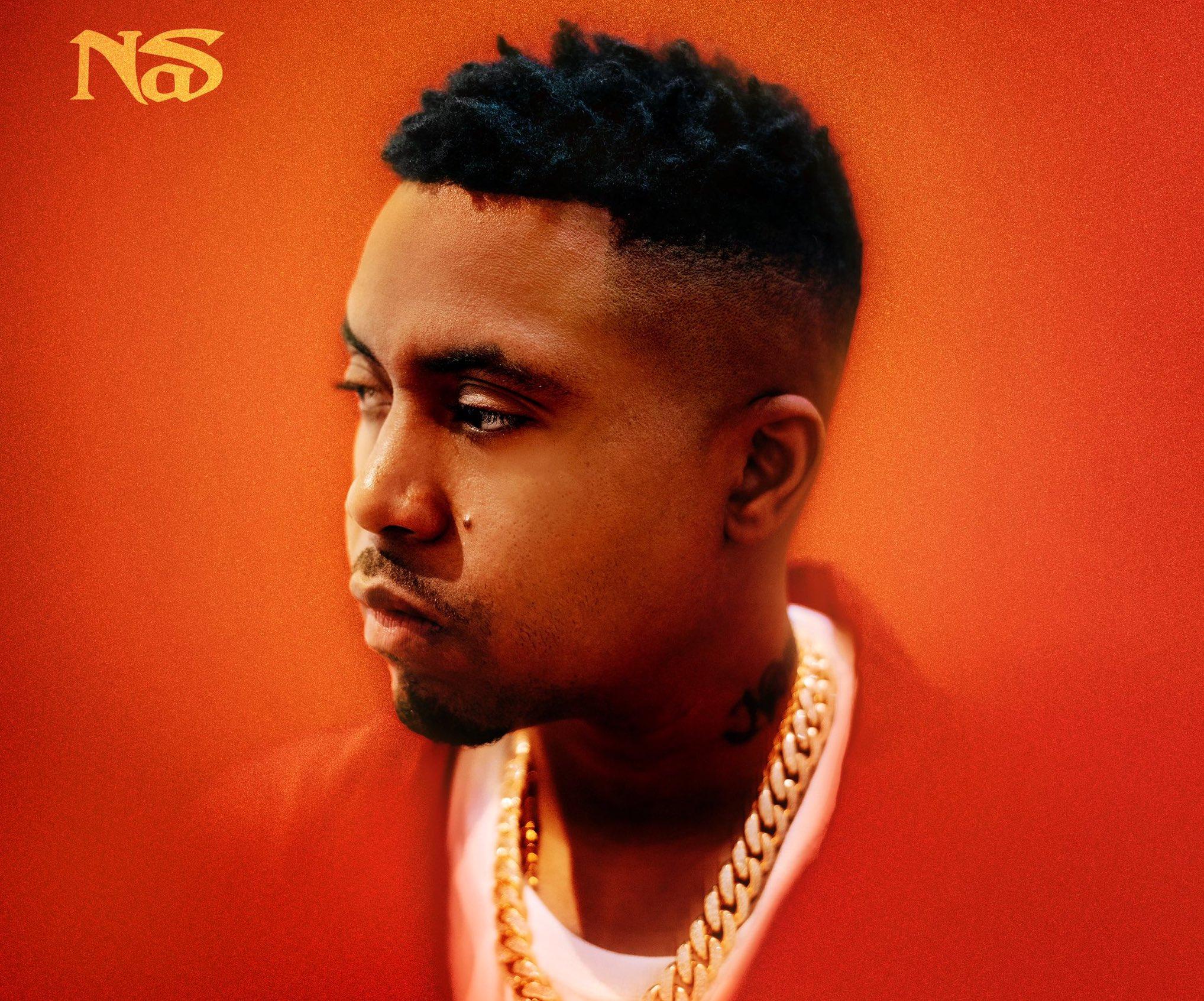 Nas' 'King's Disease II' artwork