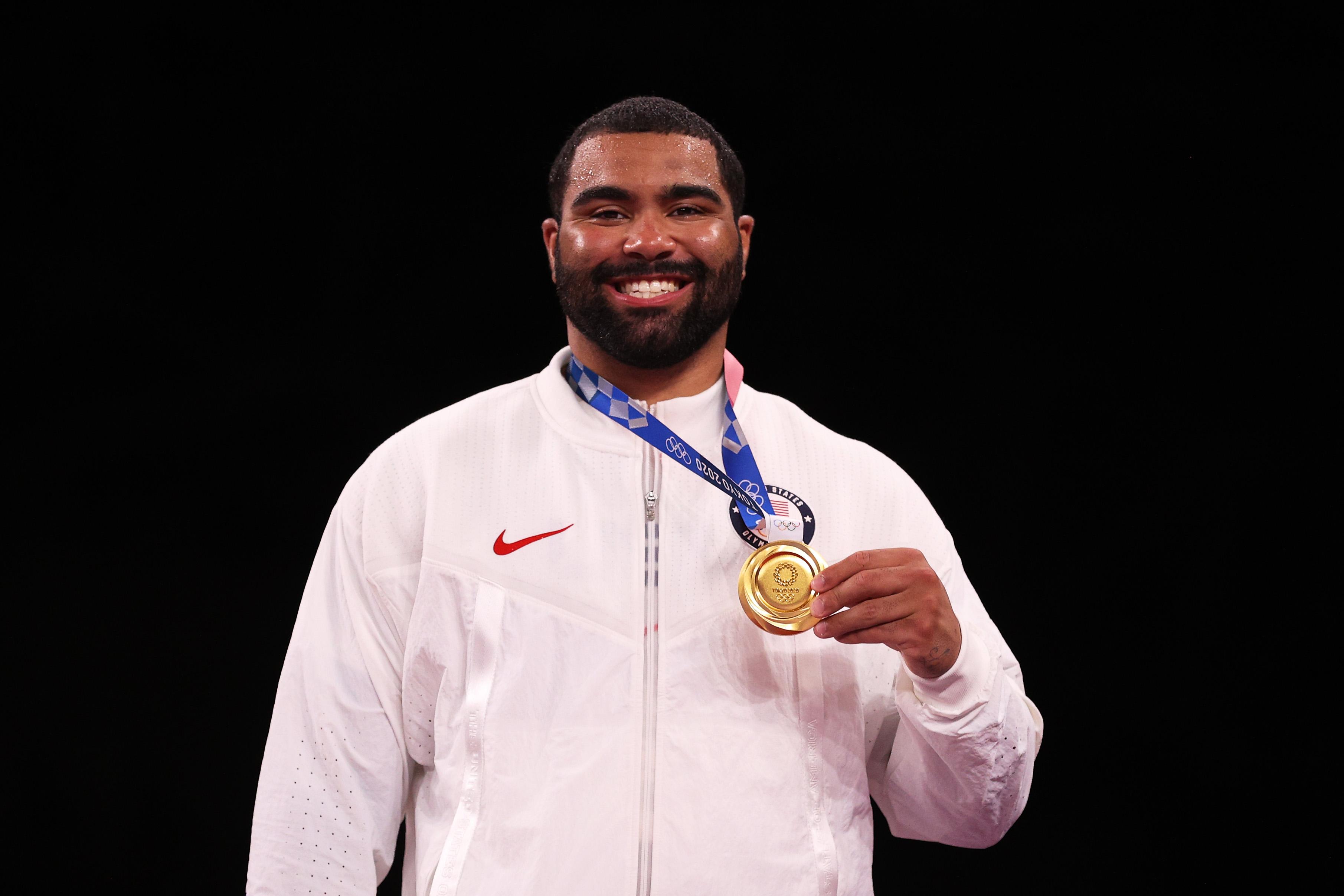 Wrestling - Olympics: Day 14