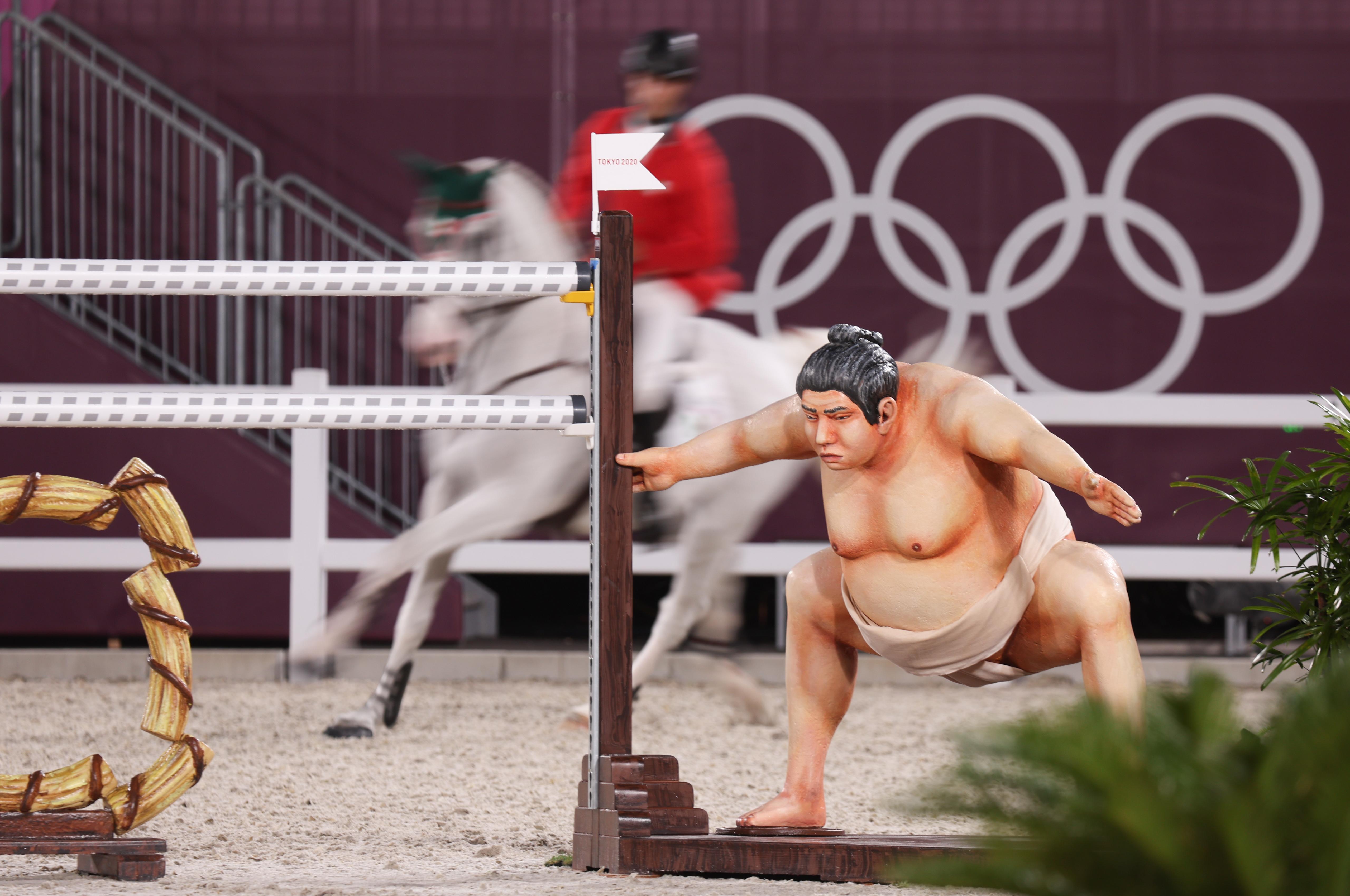 Tokyo 2020 - Equestrian Sport/Jumping