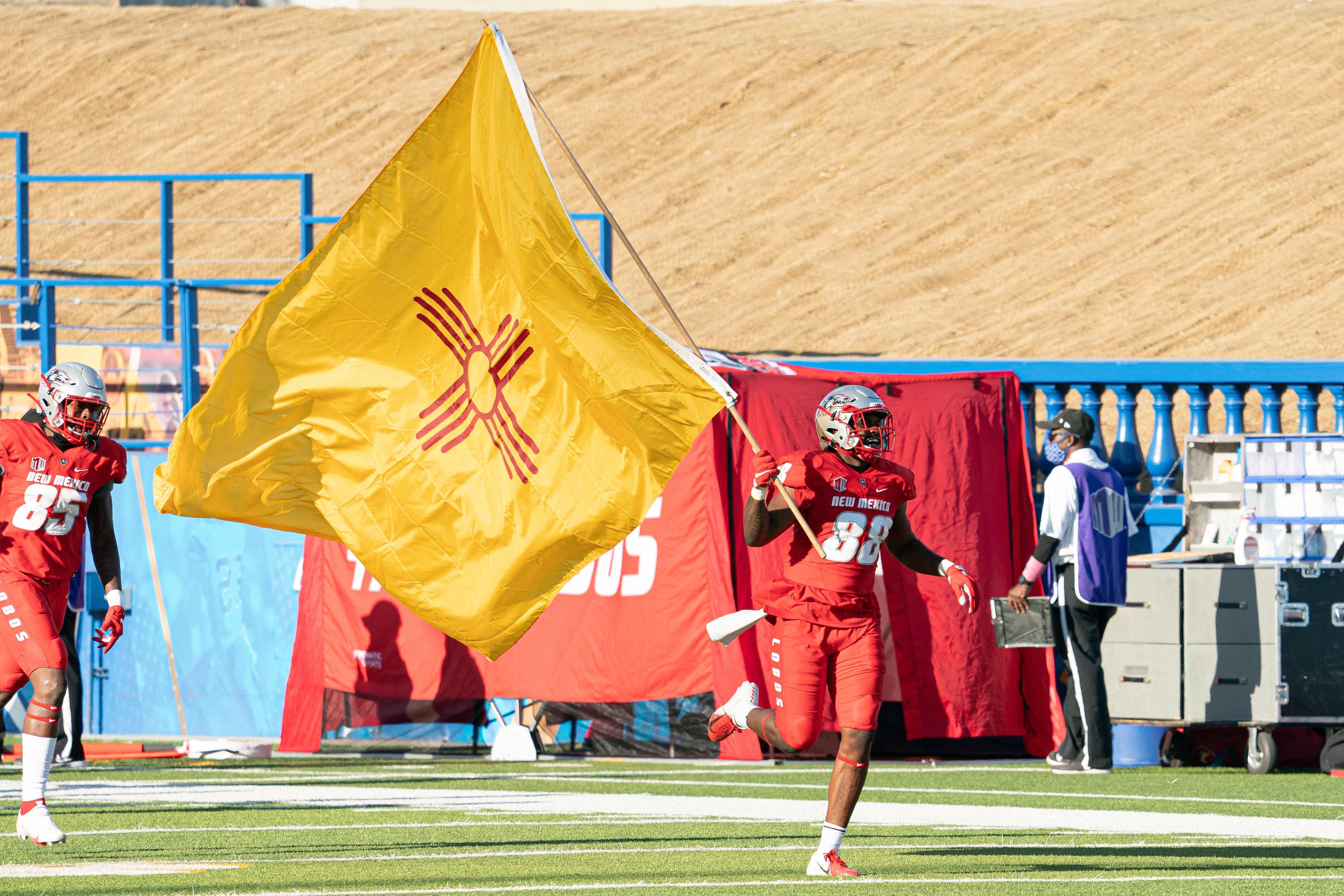 NCAA Football: New Mexico at San Jose State