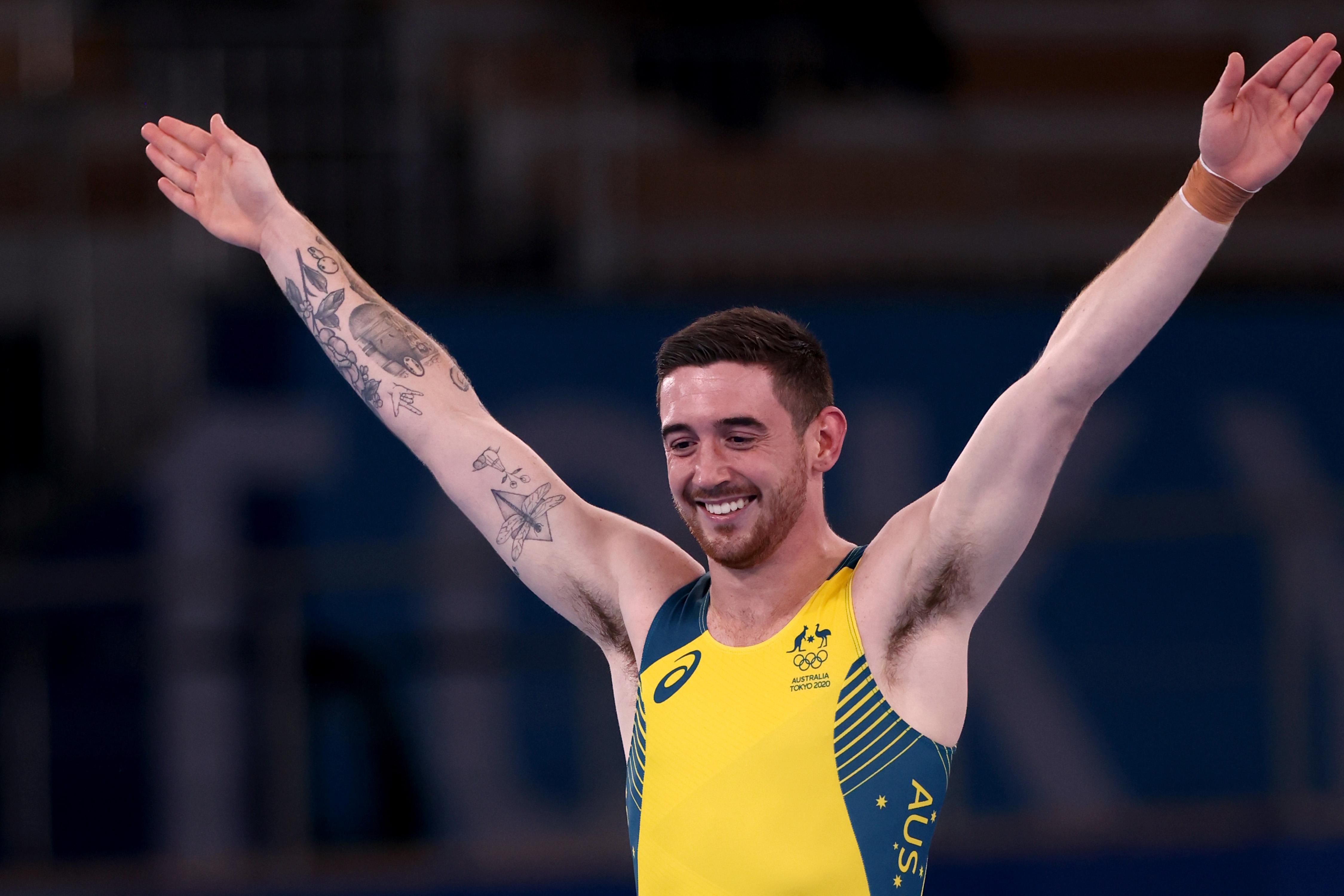 Gymnastics - Trampoline - Olympics: Day 8