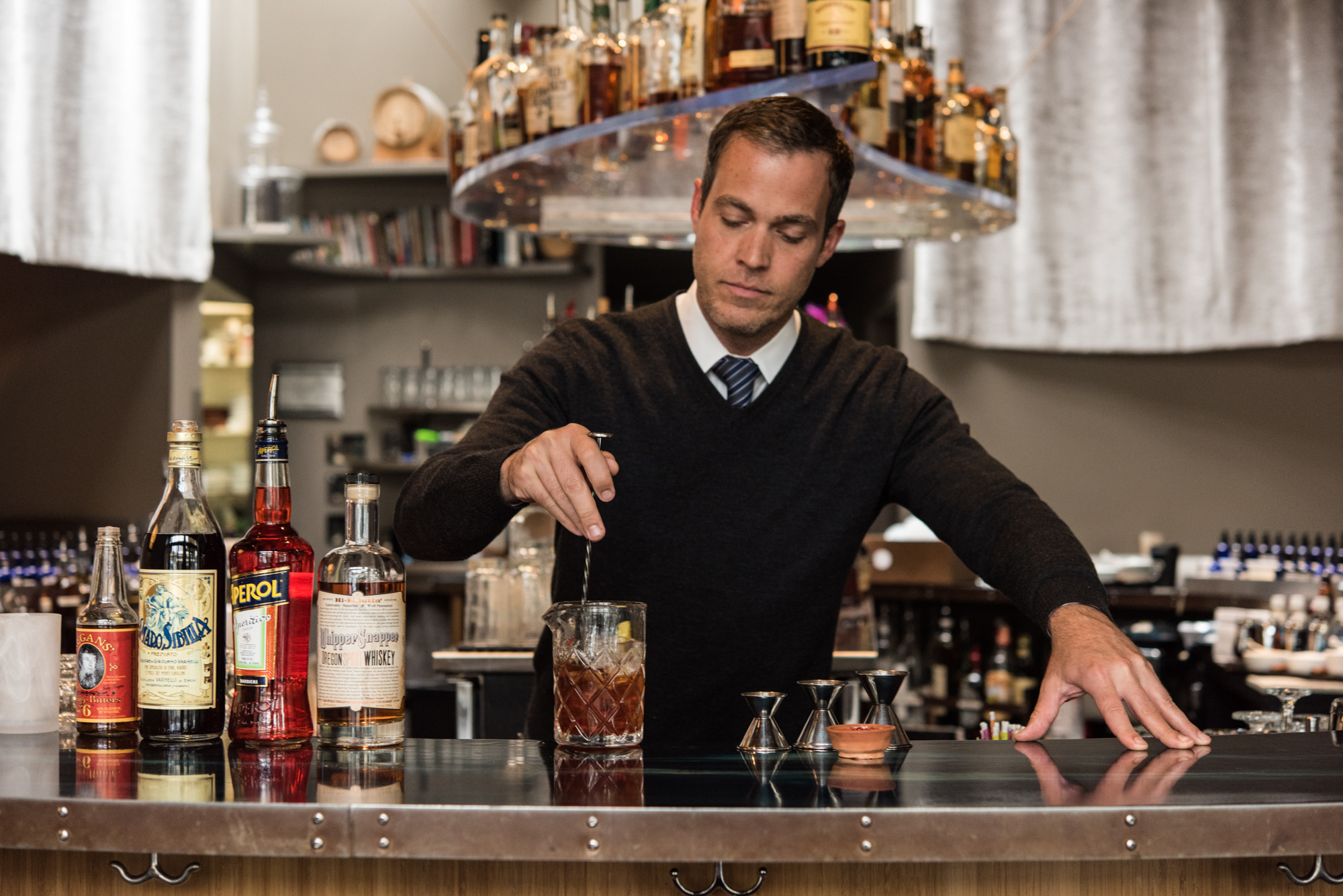 Drink This: Teardrop Lounge's Shooting the Moon
