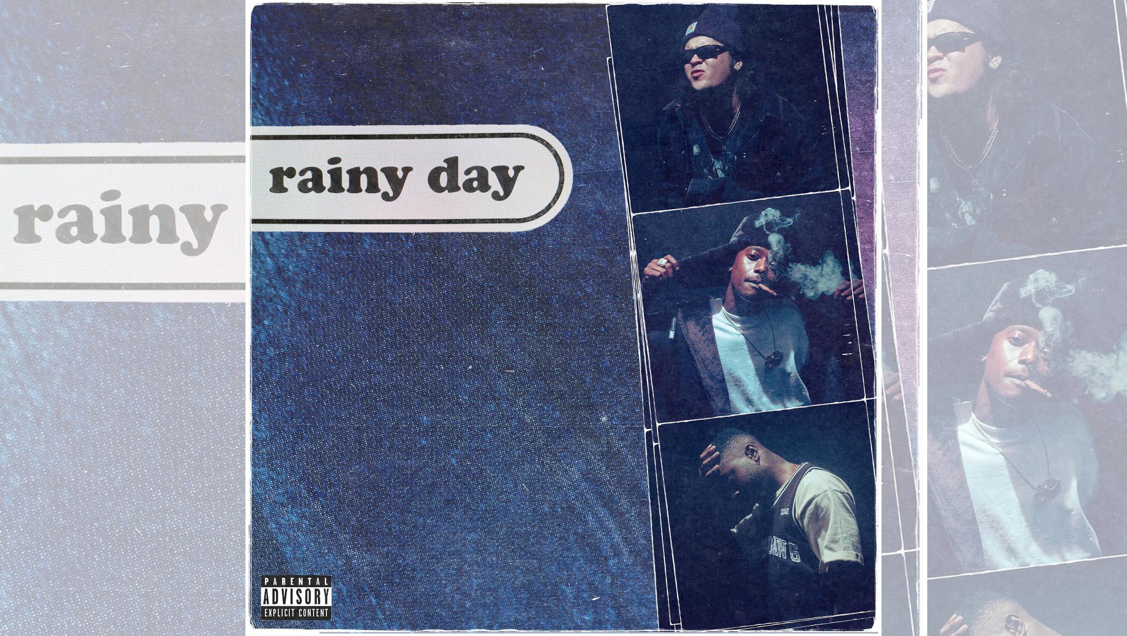 """Zacari's """"Rainy Day"""" artwork"""