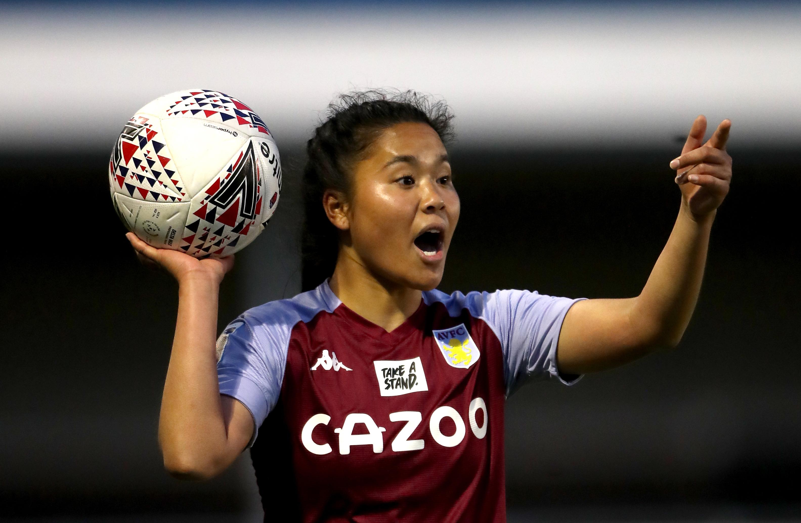 Birmingham City v Aston Villa - FA Women's Super League - SportNation.bet Stadium