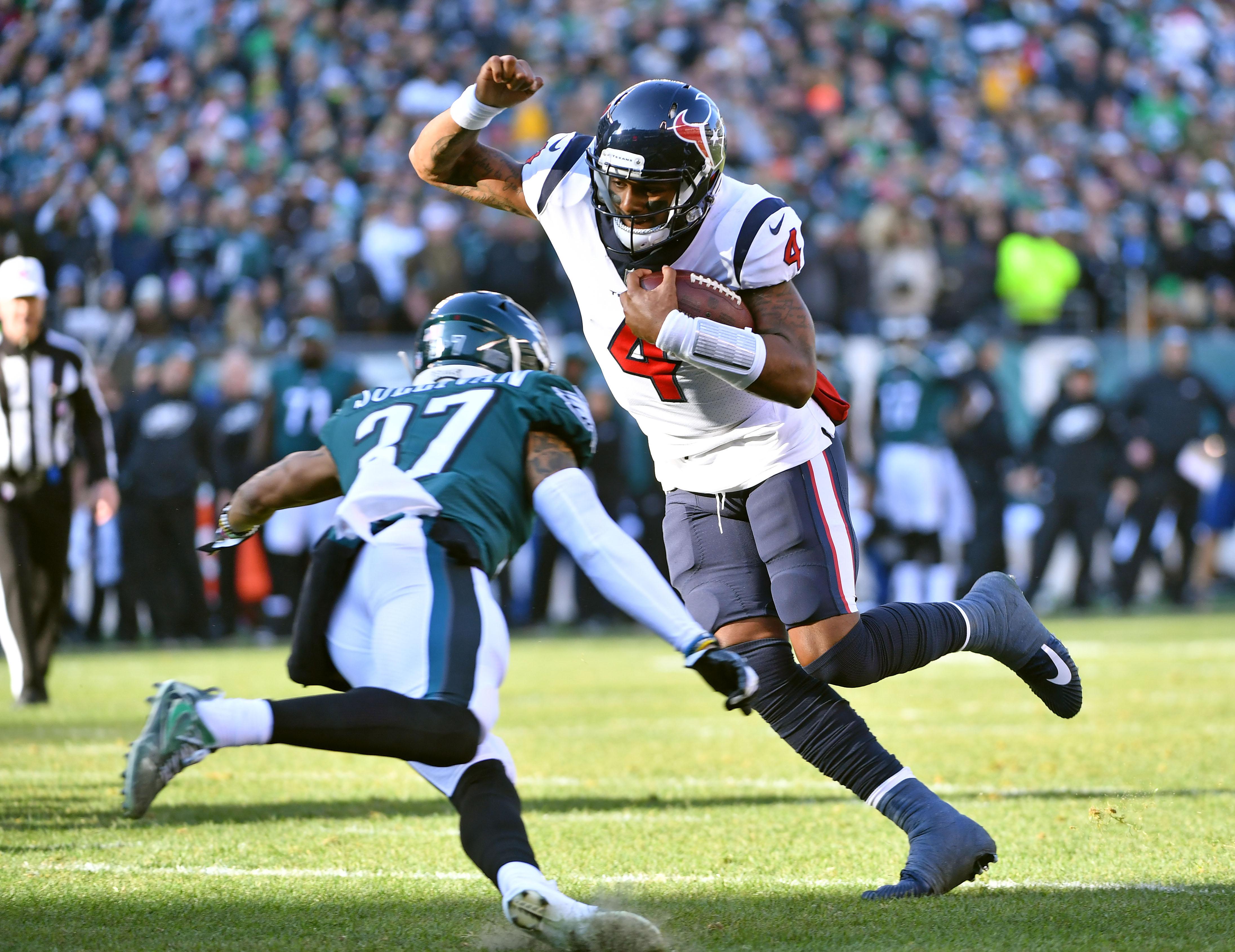 NFL: Houston Texans at Philadelphia Eagles