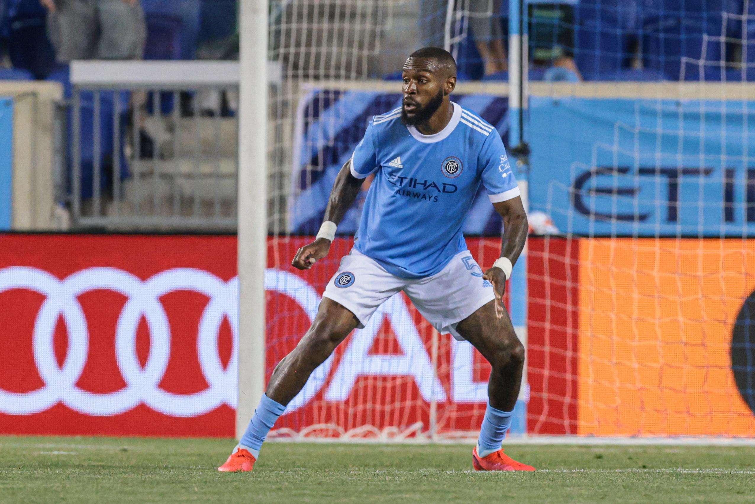 MLS: Columbus Crew SC at New York City FC