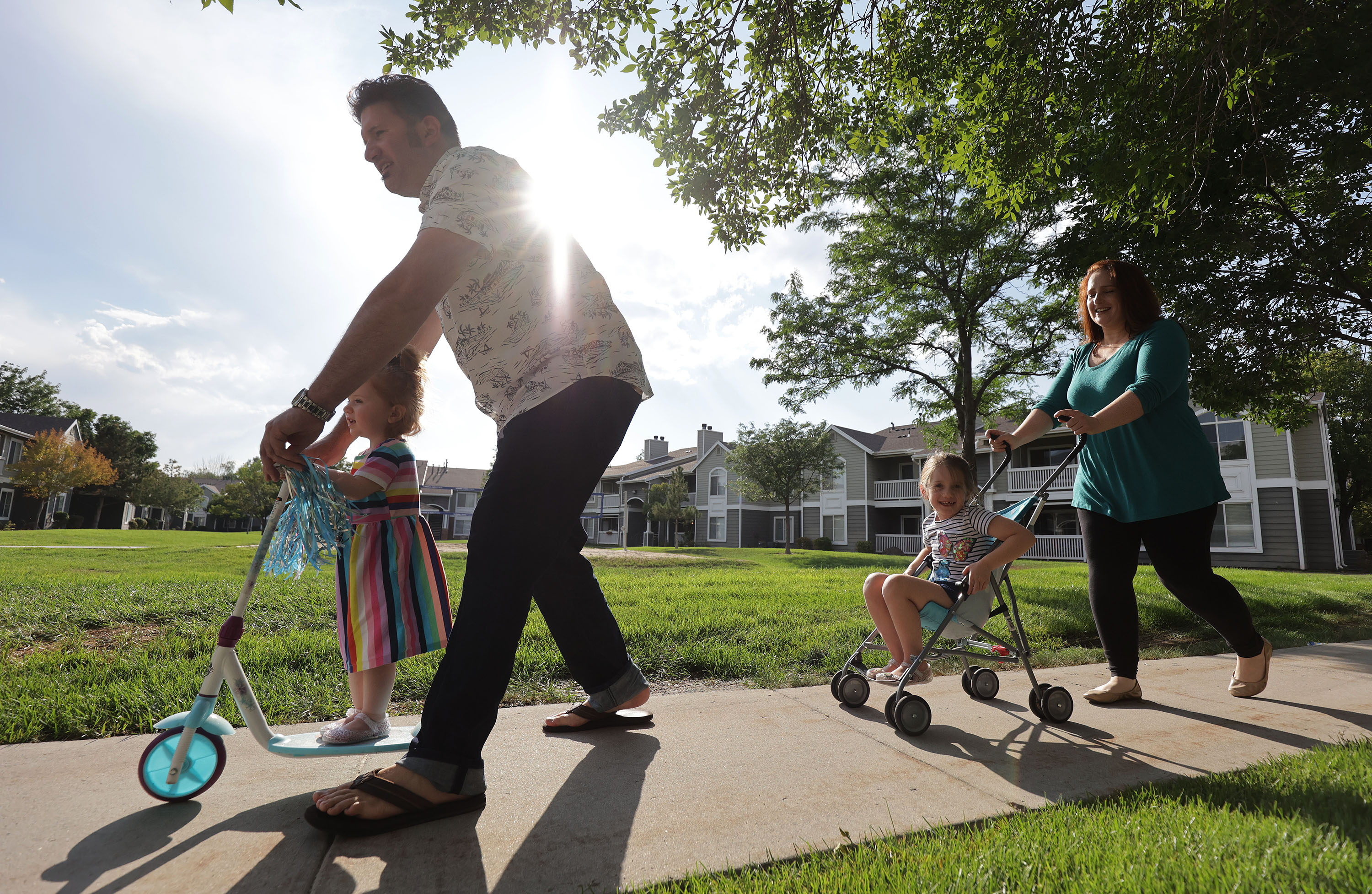 A Utah working mom, a stay-at-home dad say and a college student say President Joe Biden's American Families Plan will help them and others.