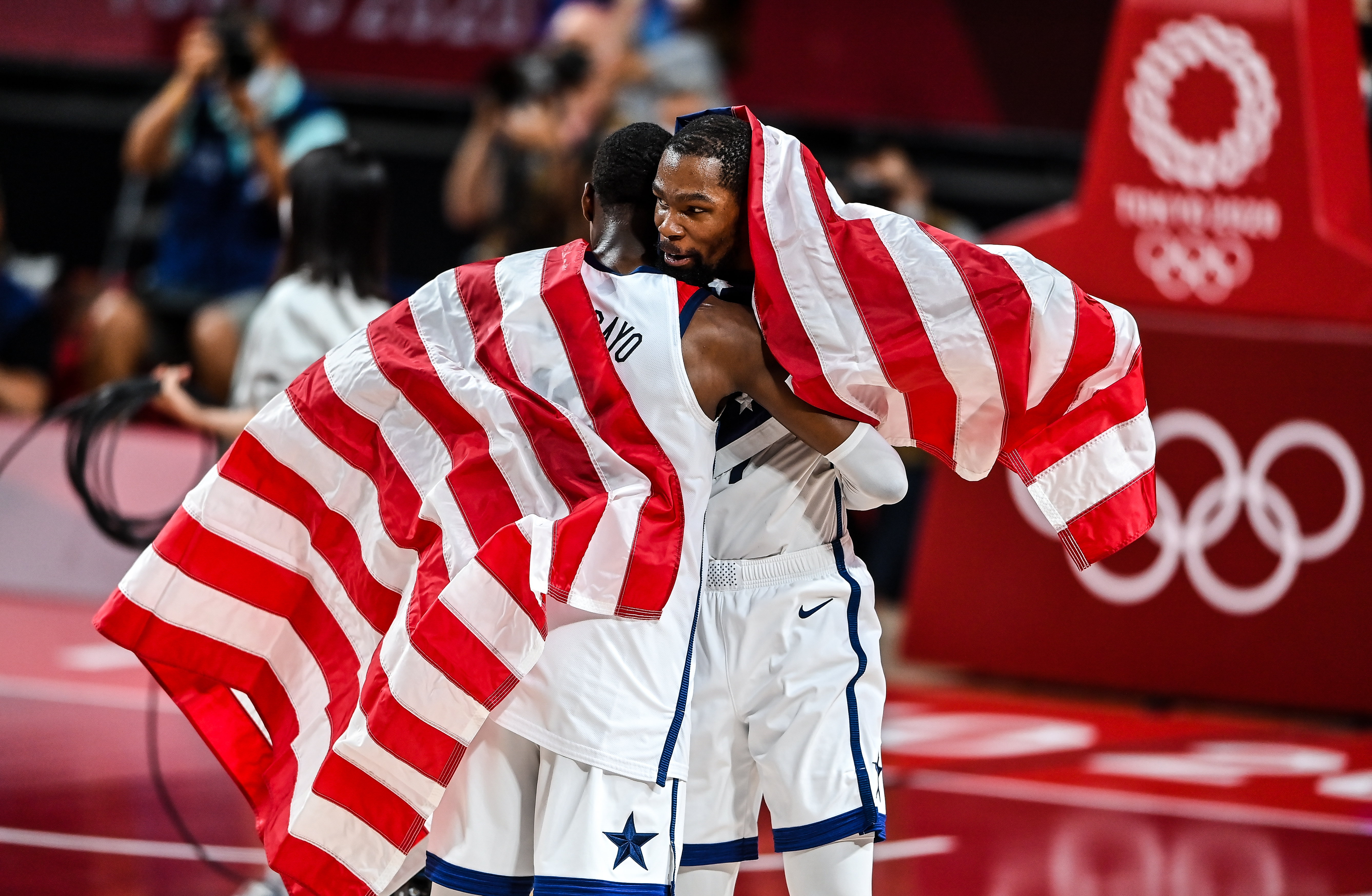 Tokyo 2020 Olympic Games - Day 15 - Basketball