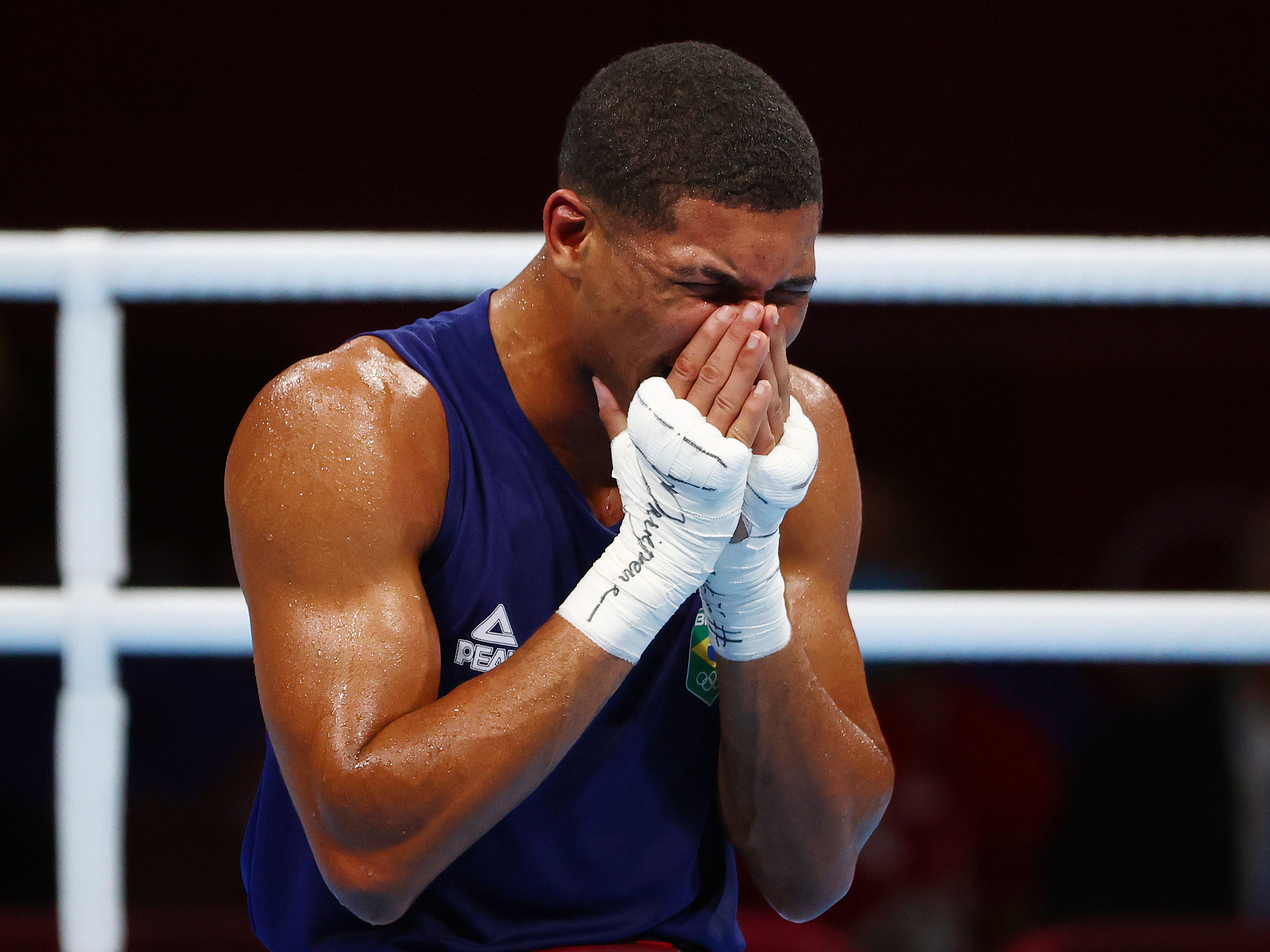 Boxing - Olympics: Day 15