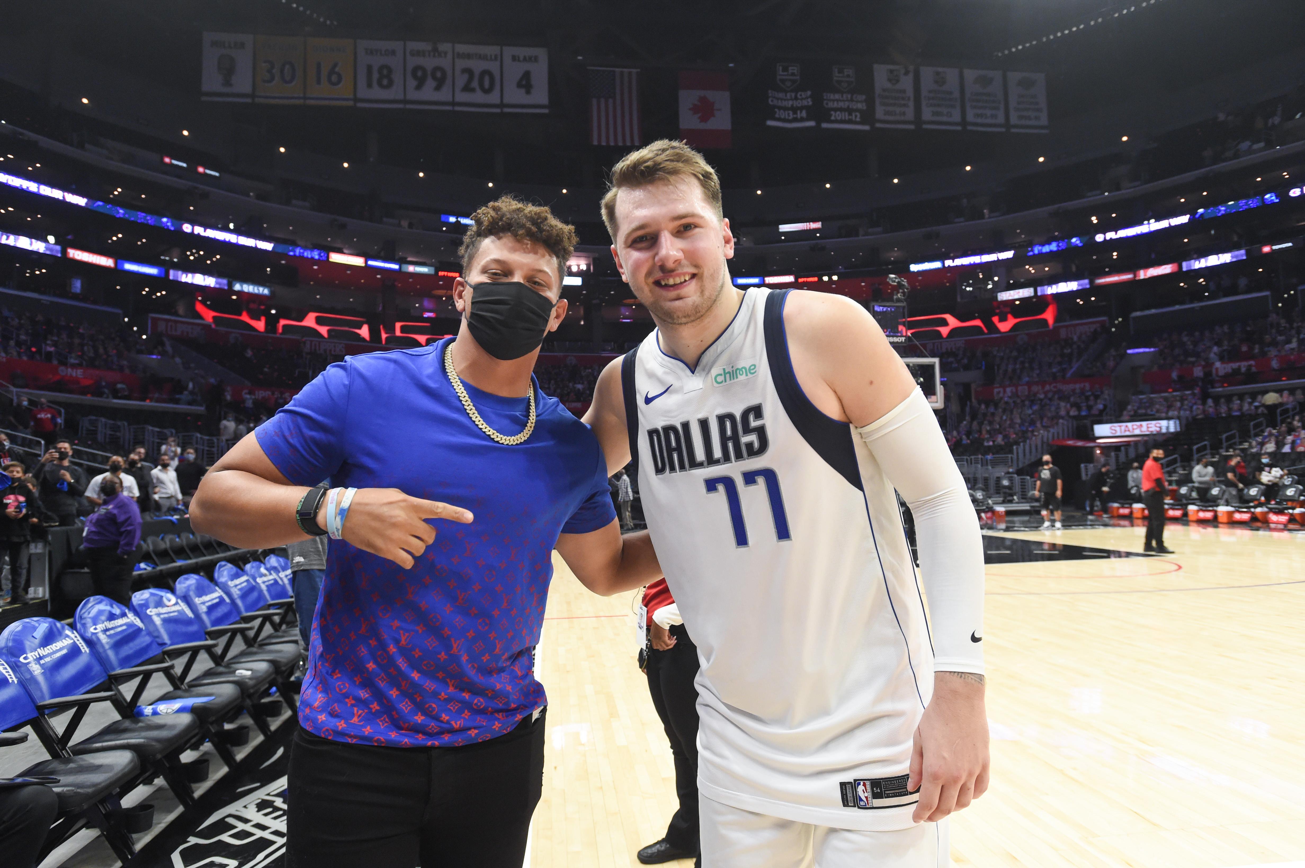 2021 NBA Playoffs -Dallas Mavericks v LA Clippers