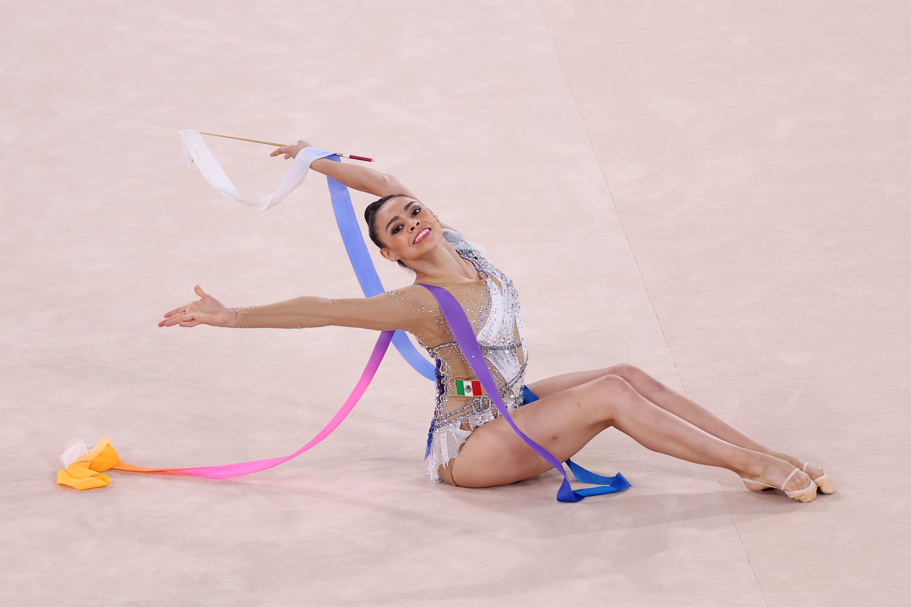 Gymnastics - Rhythmic - Olympics: Day 14