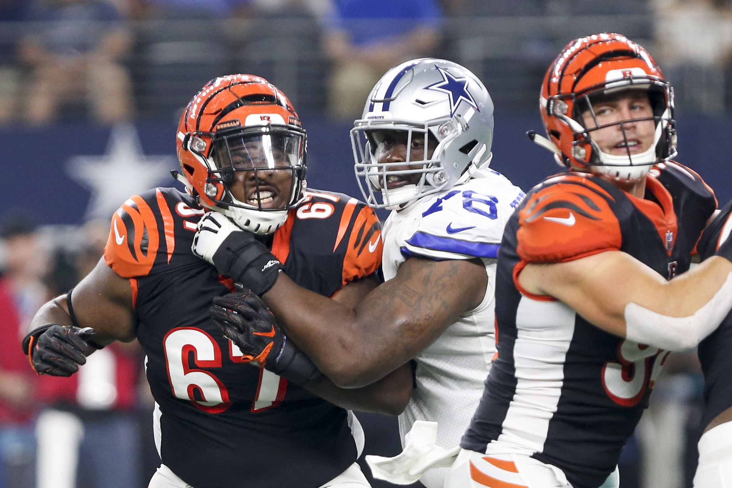 NFL: AUG 18 Preseason - Bengals at Cowboys