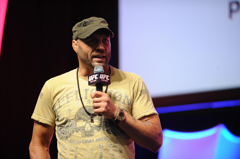 UFC Fan Expo Las Vegas 2012 - Day 1