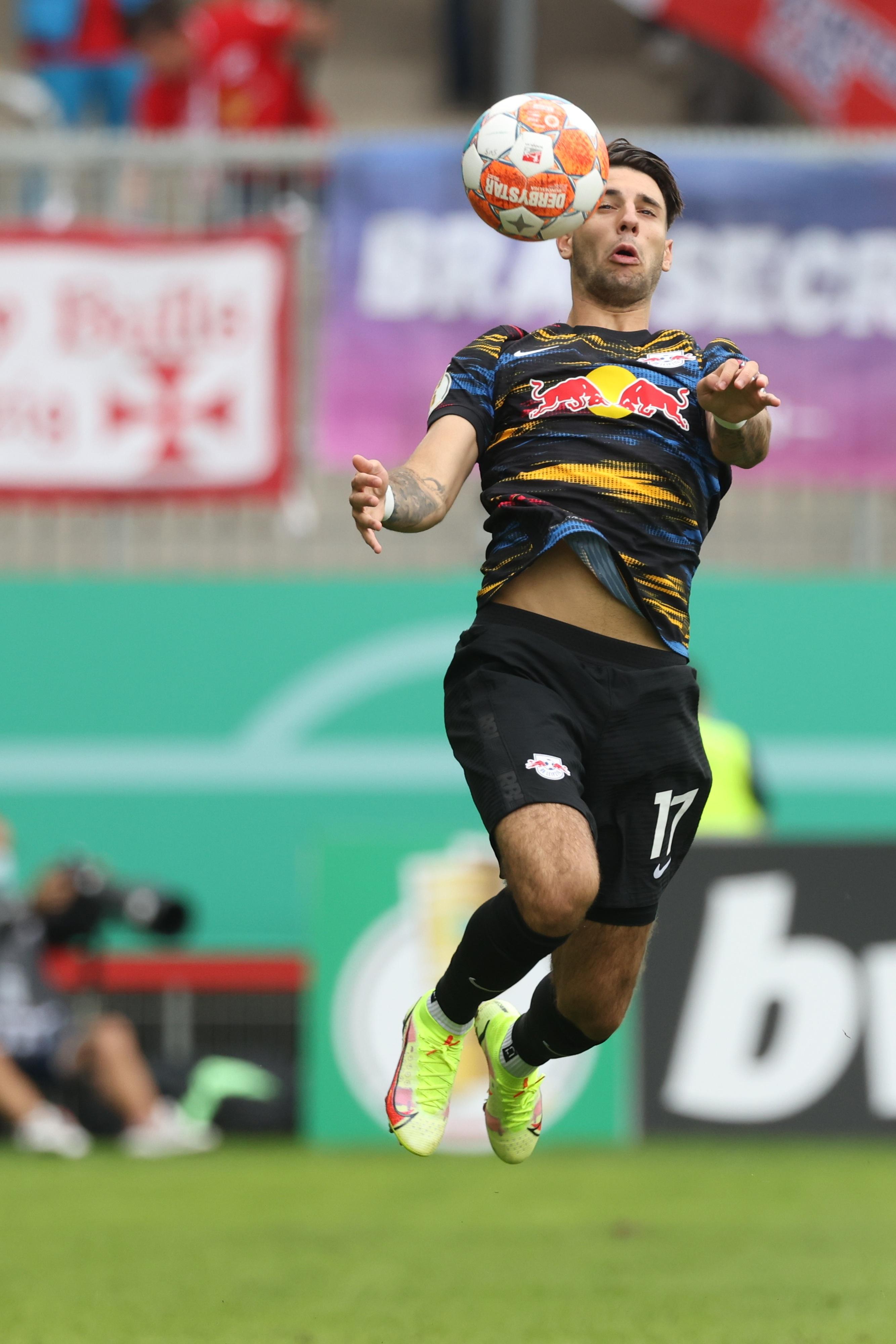 SV Sandhausen v RB Leipzig - DFB Cup: First Round