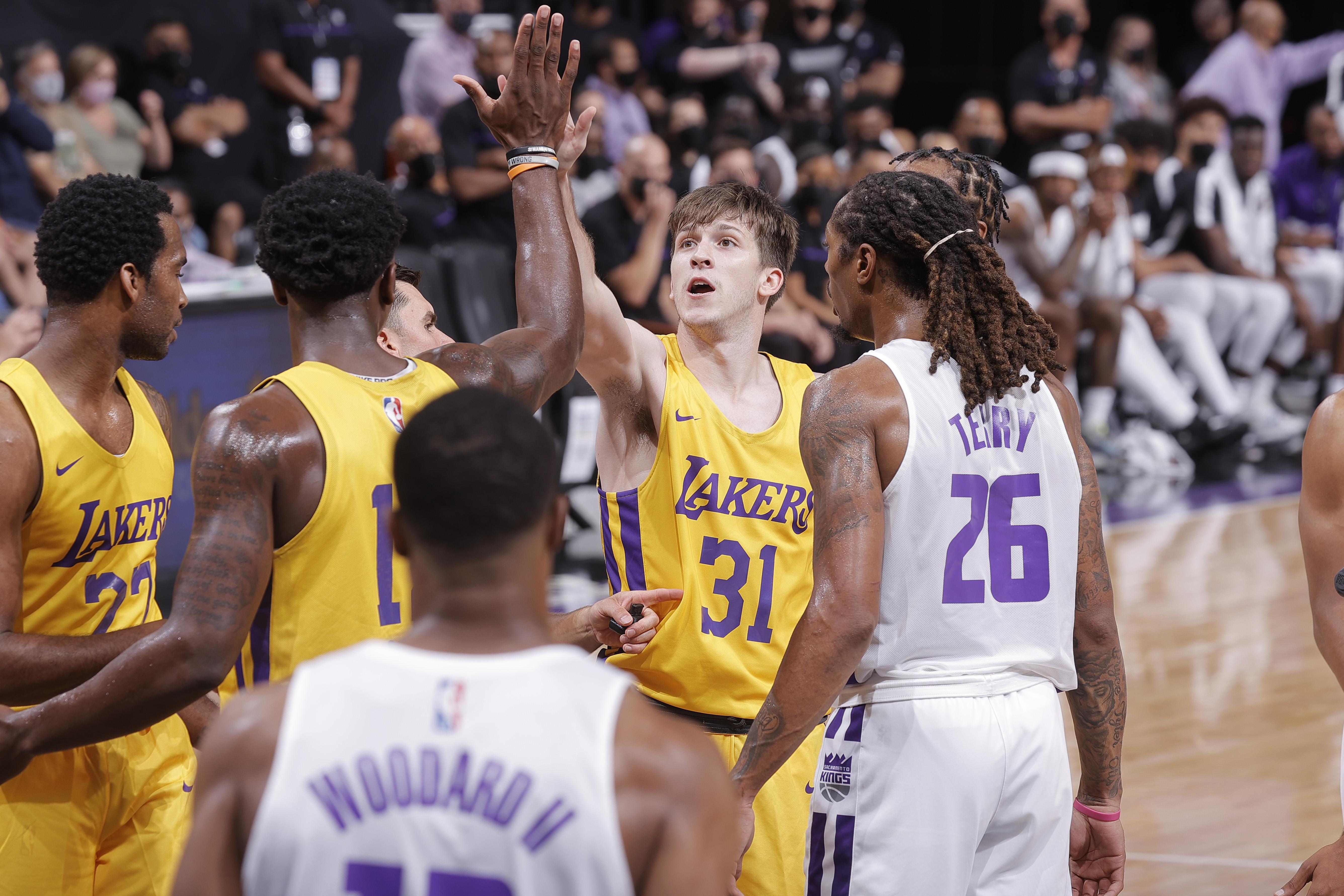 2021 California Classic Summer League: Los Angeles Lakers v Sacramento Kings