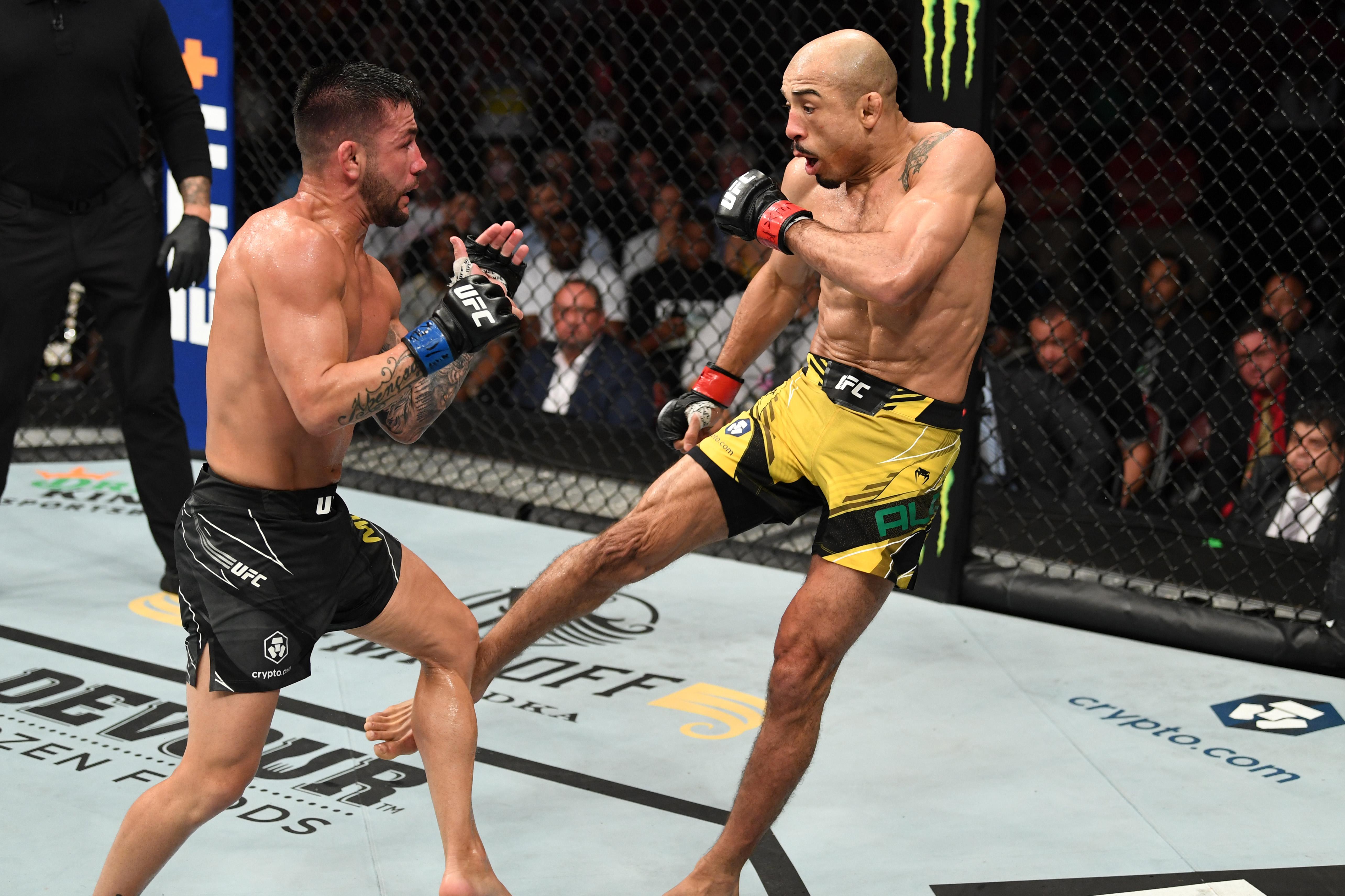 UFC 265: Aldo v Munoz