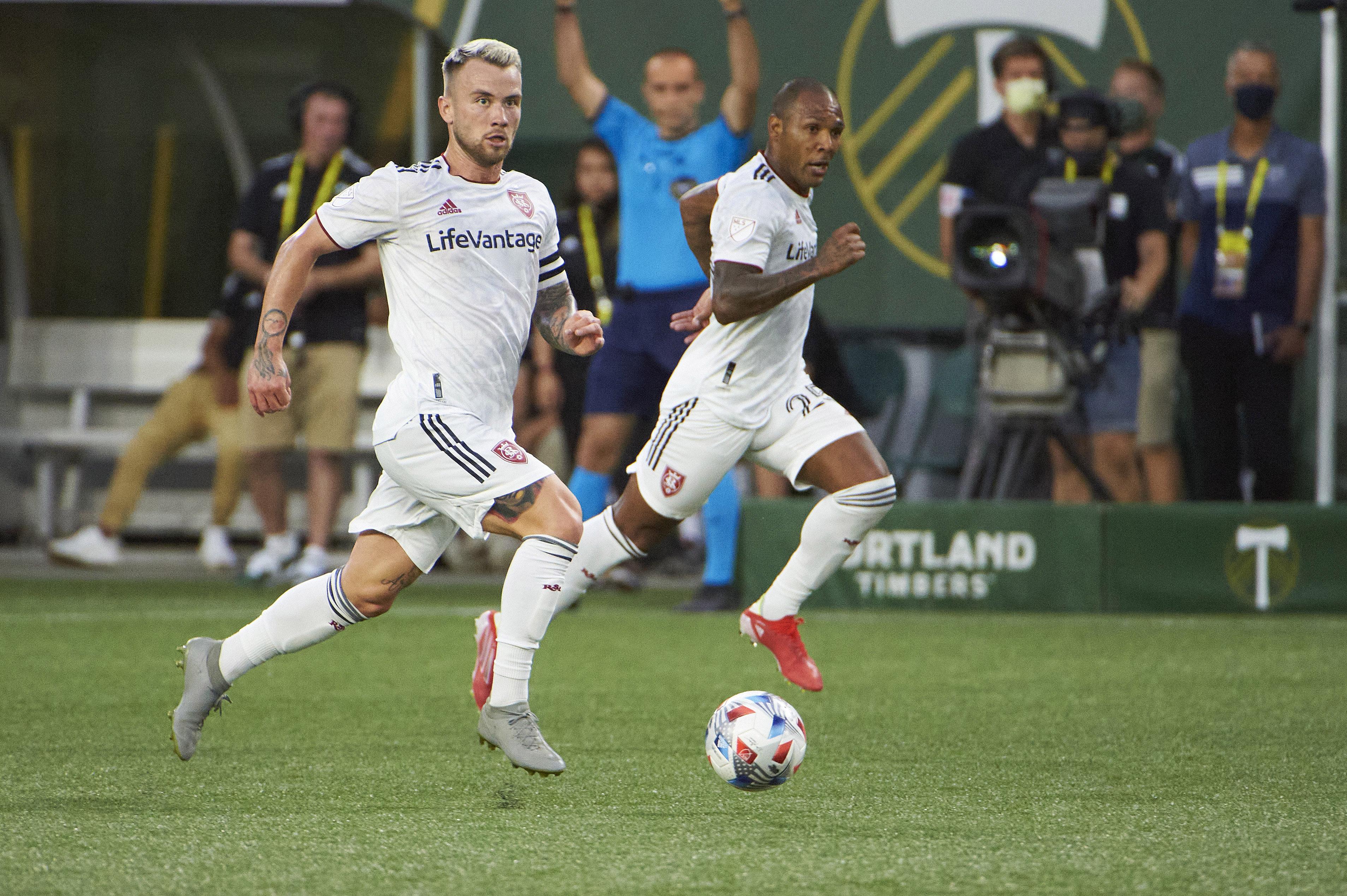 MLS: Real Salt Lake at Portland Timbers