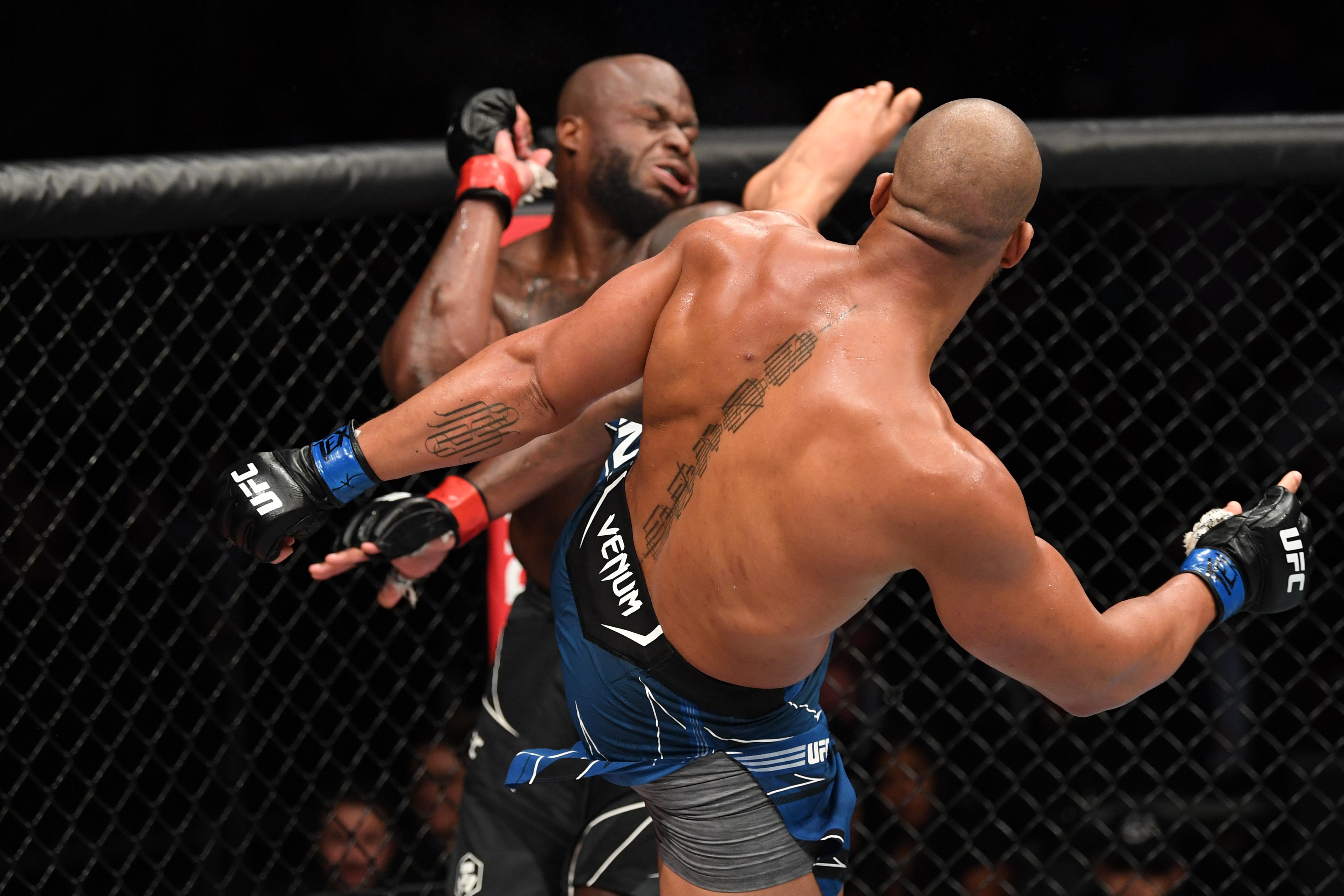 UFC 265: Lewis v Gane