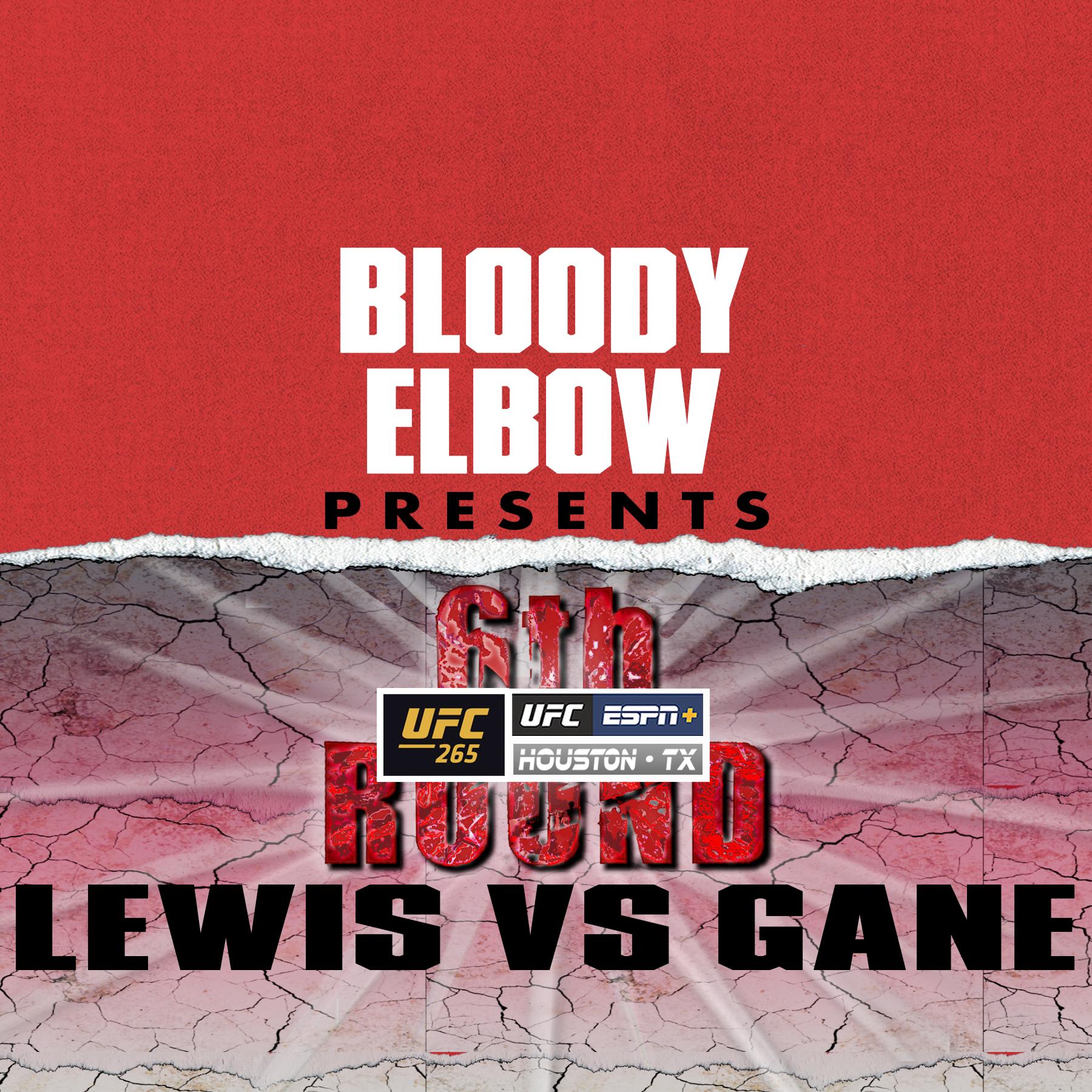 6th Rd, 6th Round Post-Fight Show, UFC 265, UFC 265 Post Fight Show, Derrick Lewis vs Ciryl Gane, UFC Results, UFC Reactions, UFC Analysis, Zane Simon, Eddie Mercado,