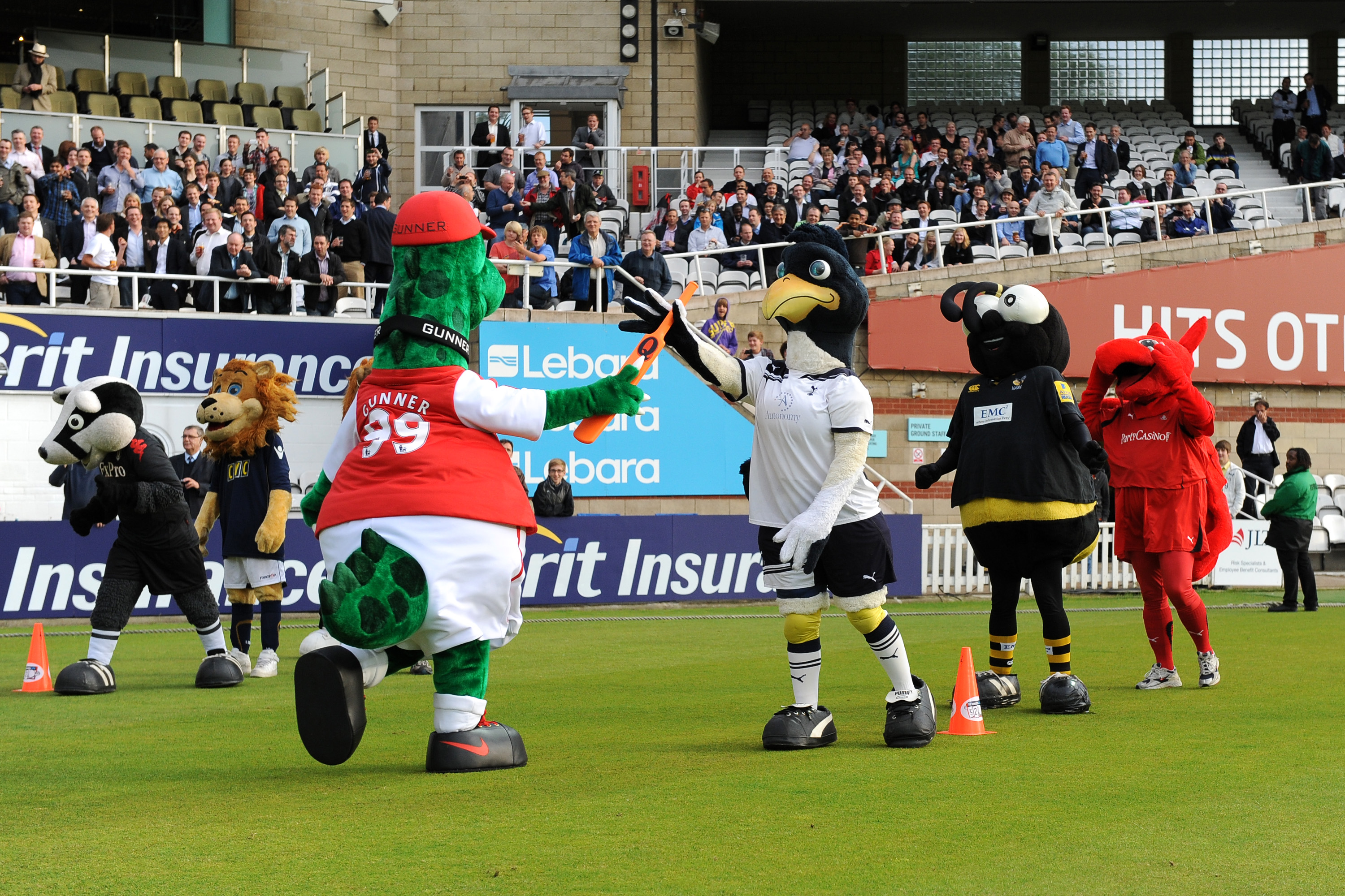 Cricket - Friends Life Twenty20 - South Group - Surrey Lions v Middlesex Panthers - The Kia Oval