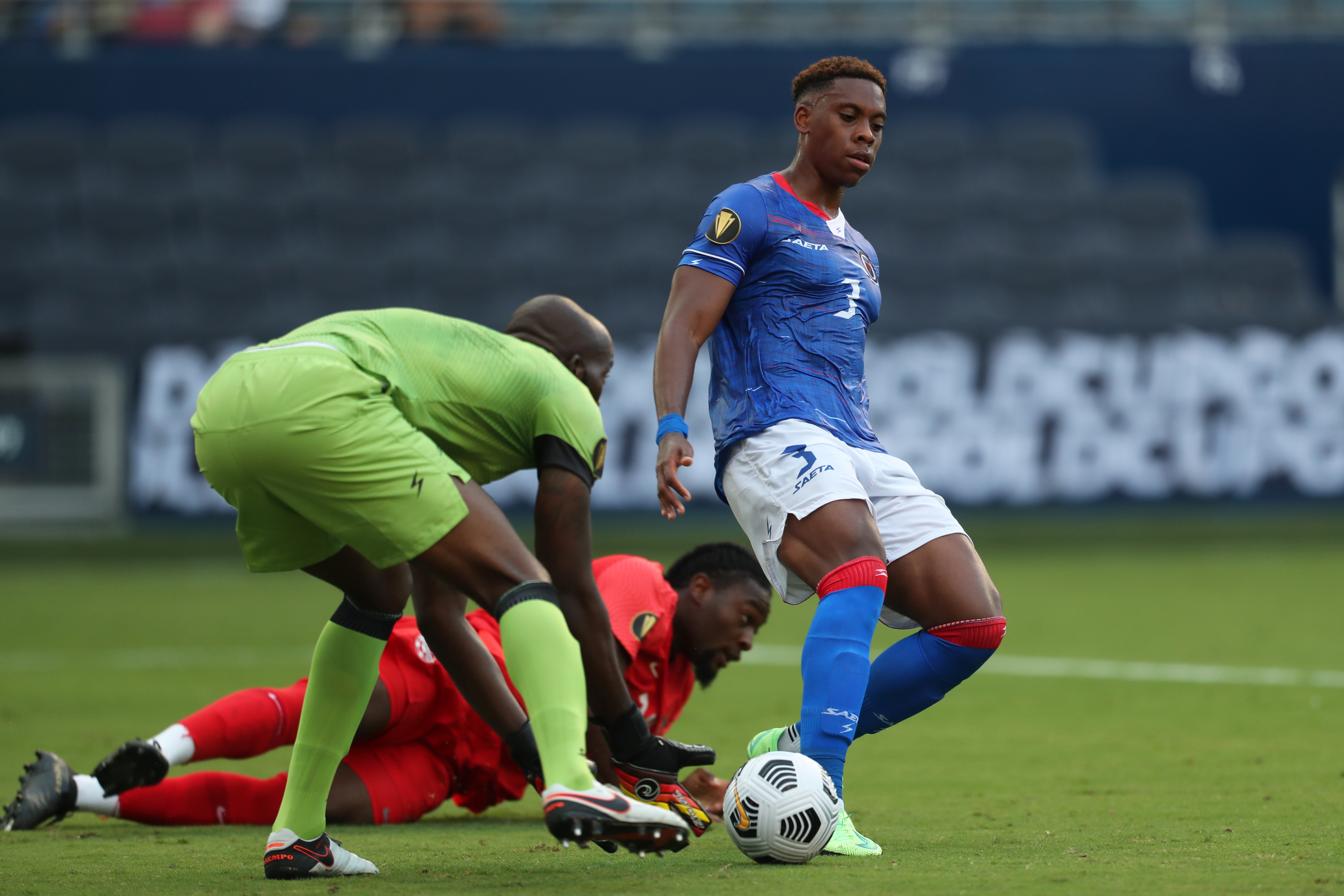 Haiti v Canada: Group B - 2021 CONCACAF Gold Cup