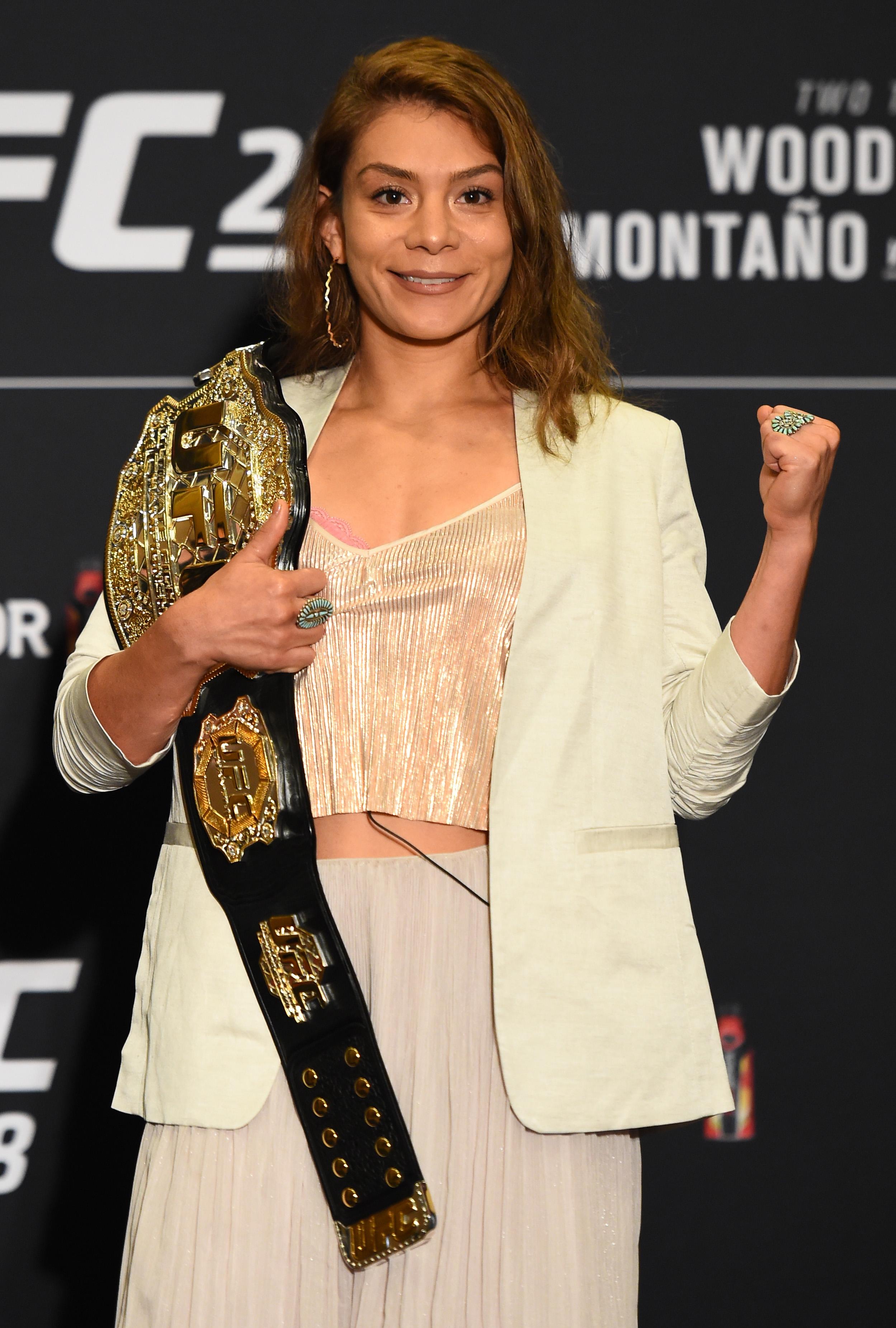 UFC 228 Ultimate Media Day