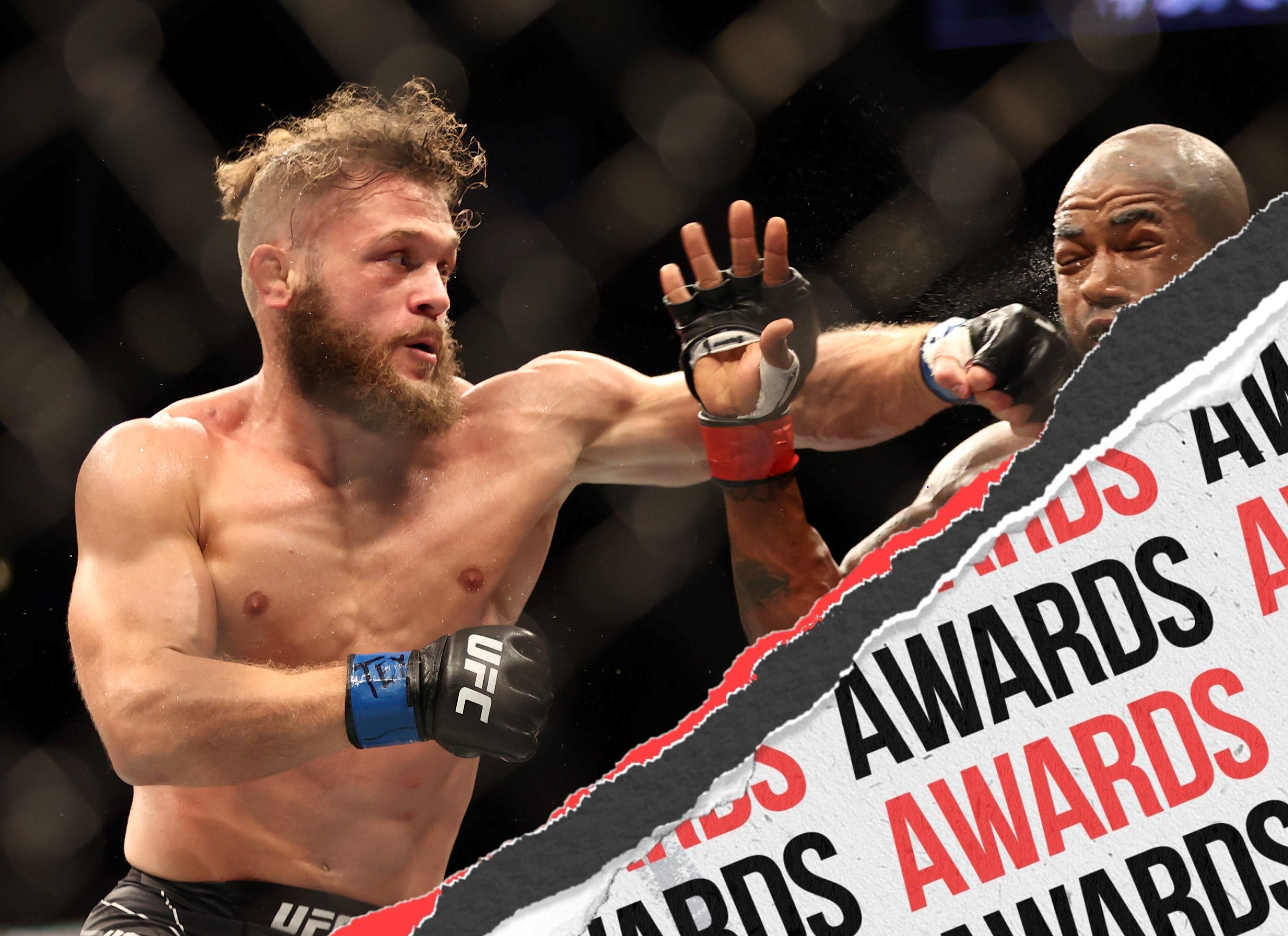 Rafael Fiziev fighting Bobby Green at UFC 265