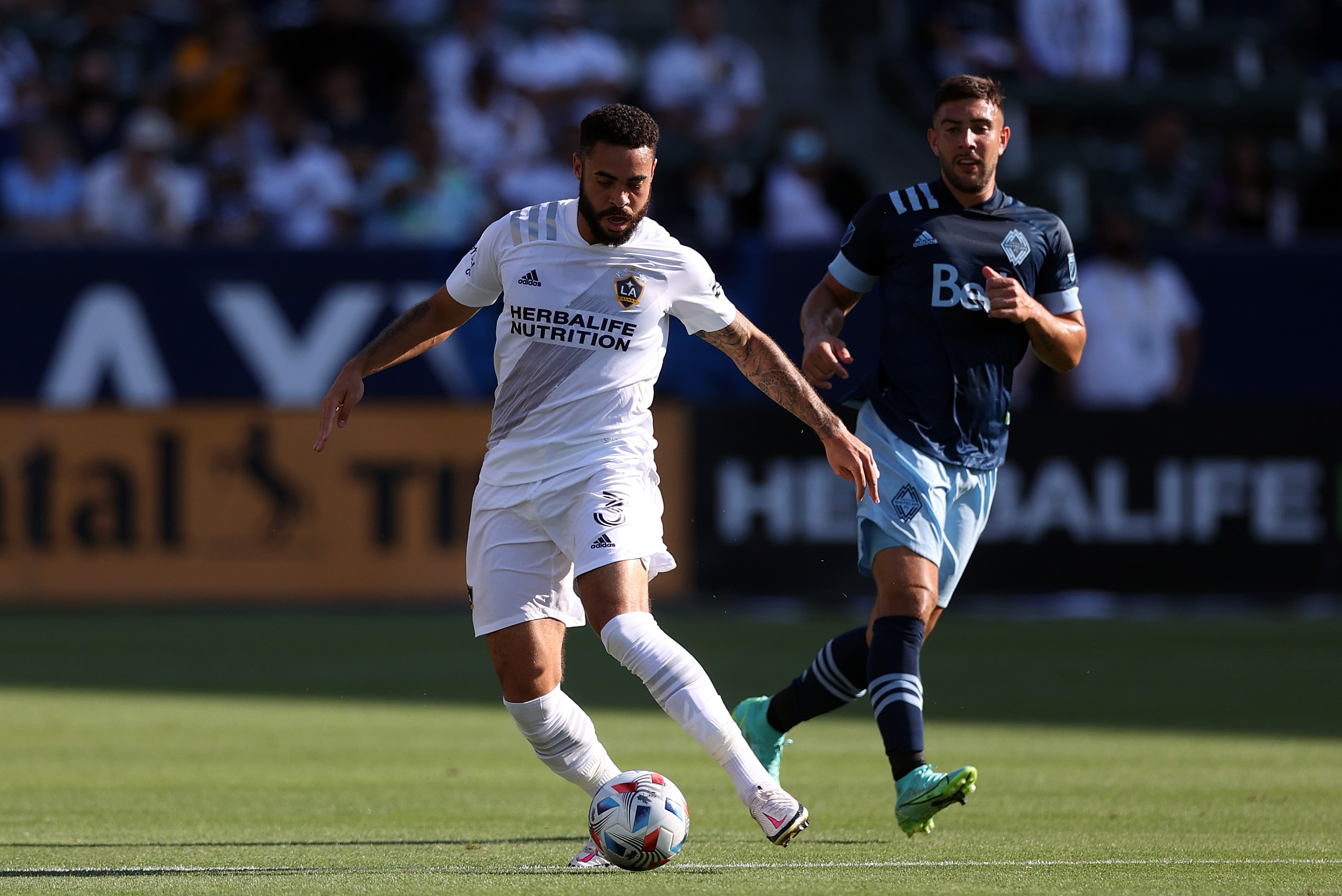 Vancouver Whitecaps FC v Los Angeles Galaxy