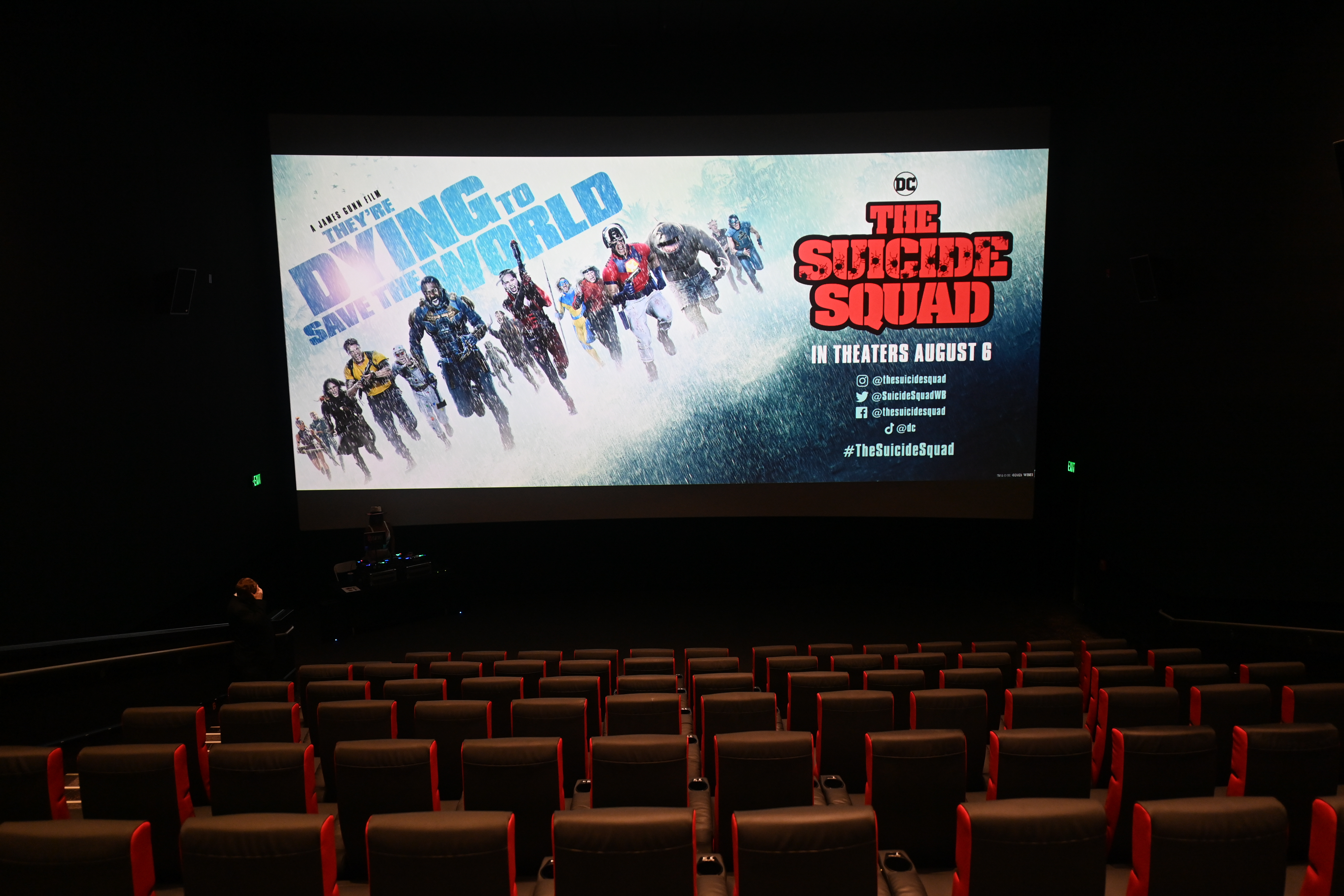 """""""The Suicide Squad"""" Special Screening Hosted By DJ Drama"""