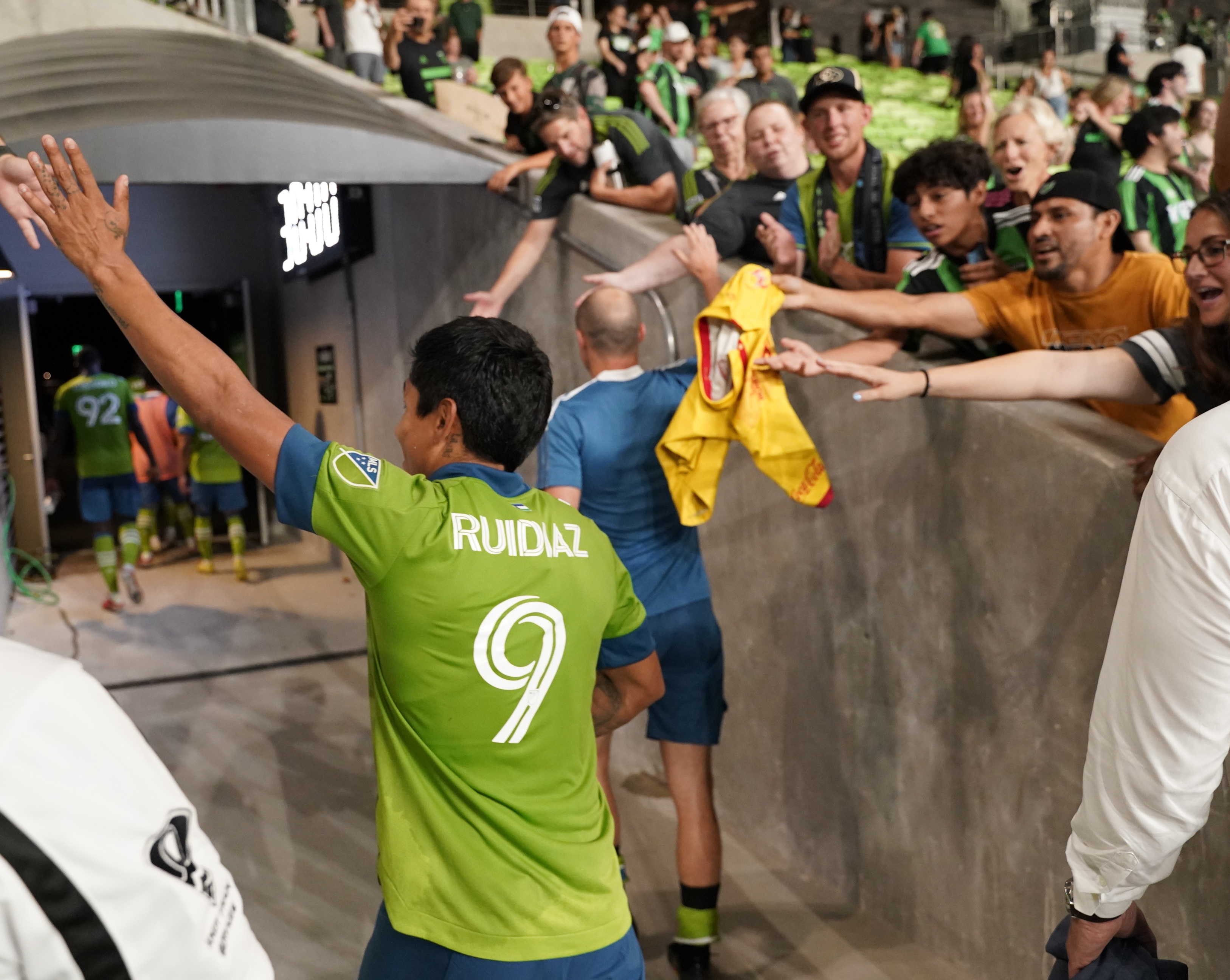 Former Monarcas Morelia and current Seattle Sounders striker Raúl Ruidíaz is but one of the connections Seattle has with Mexican soccer.