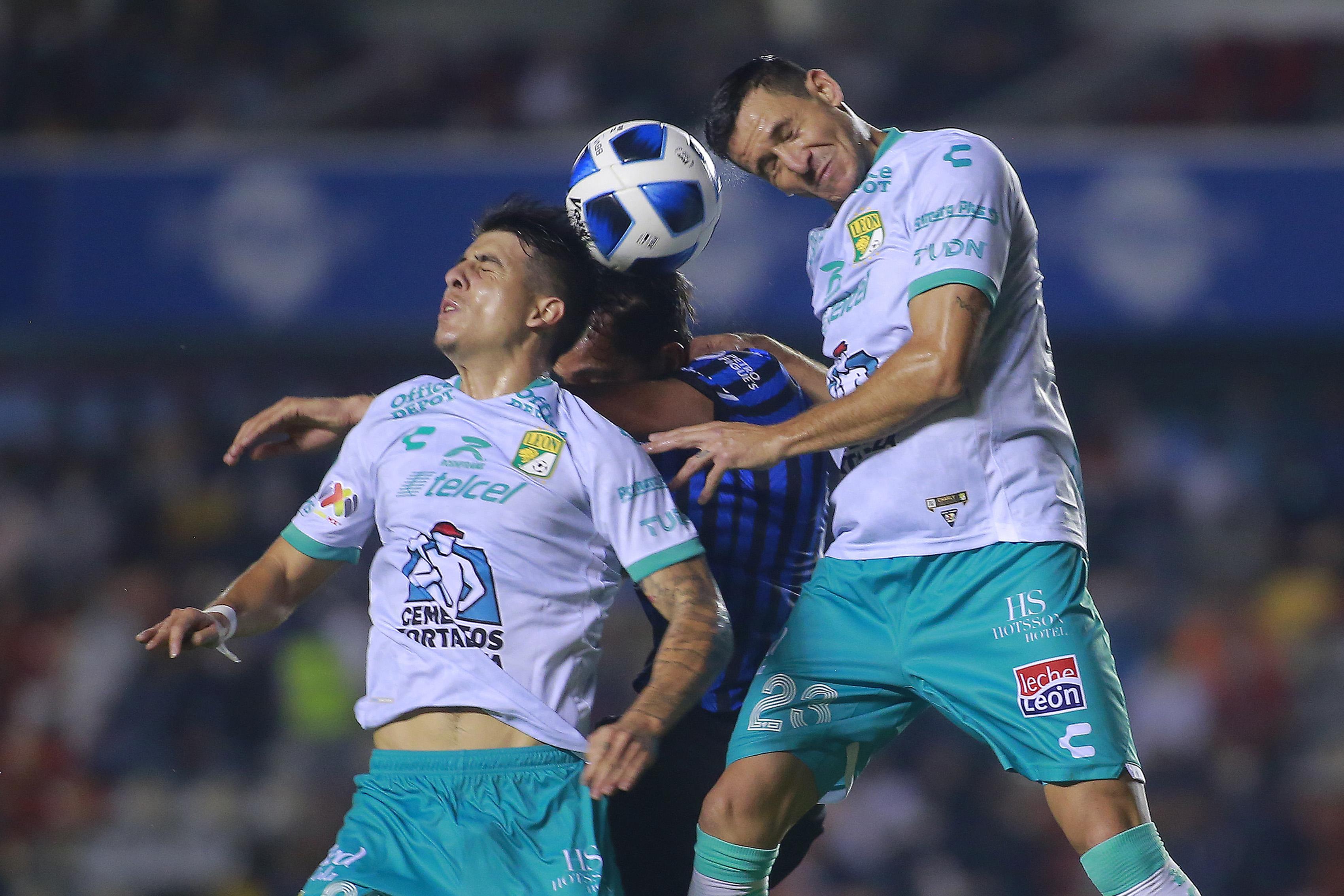 Queretaro v Leon - Torneo Grita Mexico A21 Liga MX