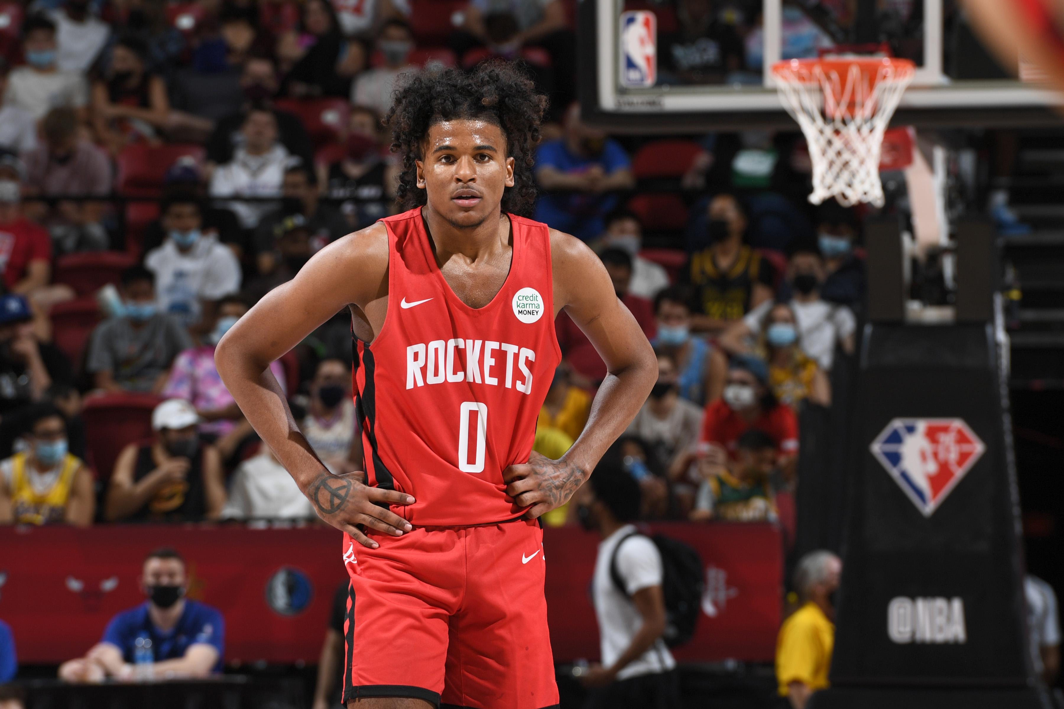 2021 Las Vegas Summer League - Houston Rockets v Cleveland Cavaliers