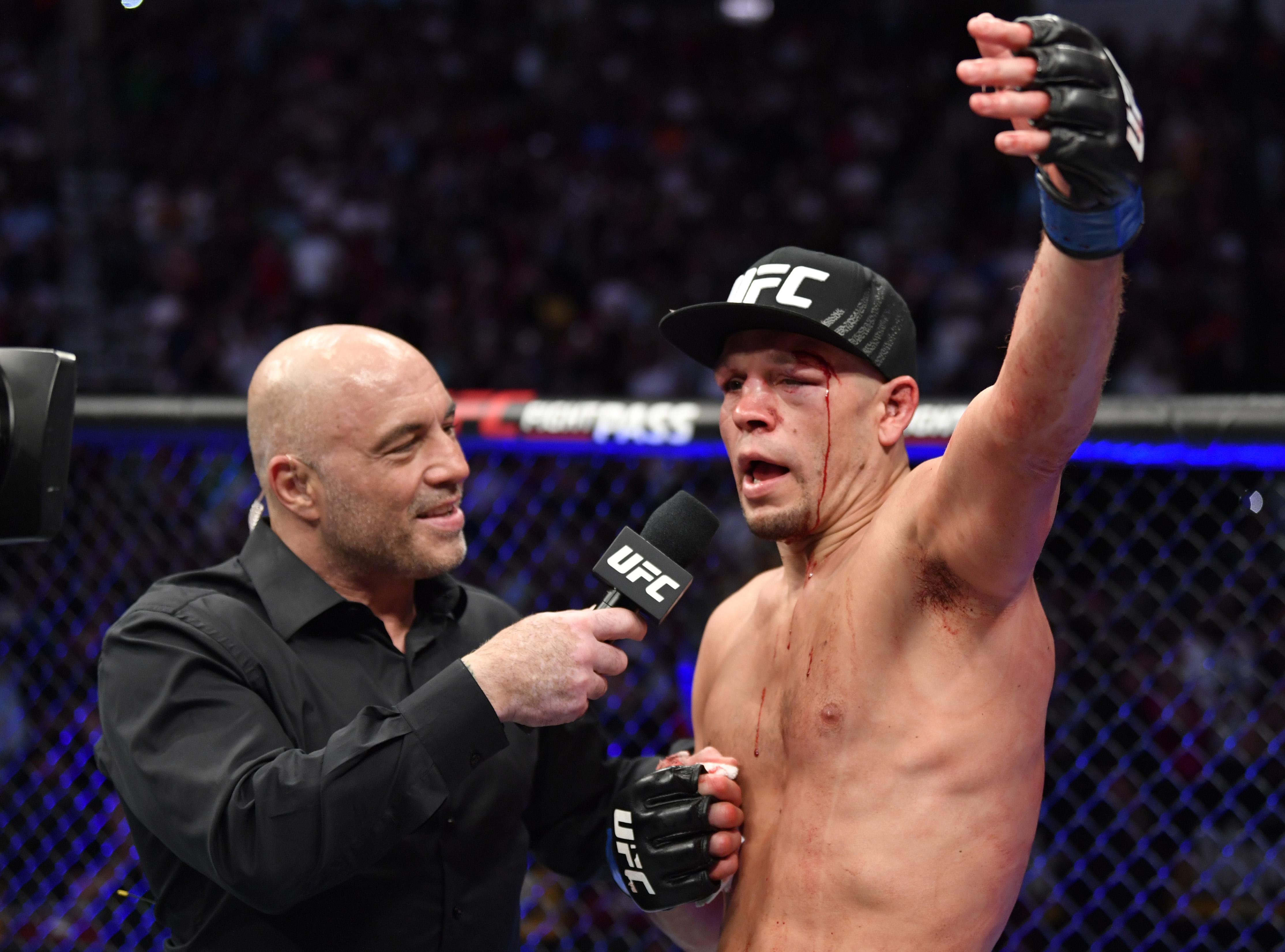 UFC 263: Leon Edwards vs. Nate Diaz
