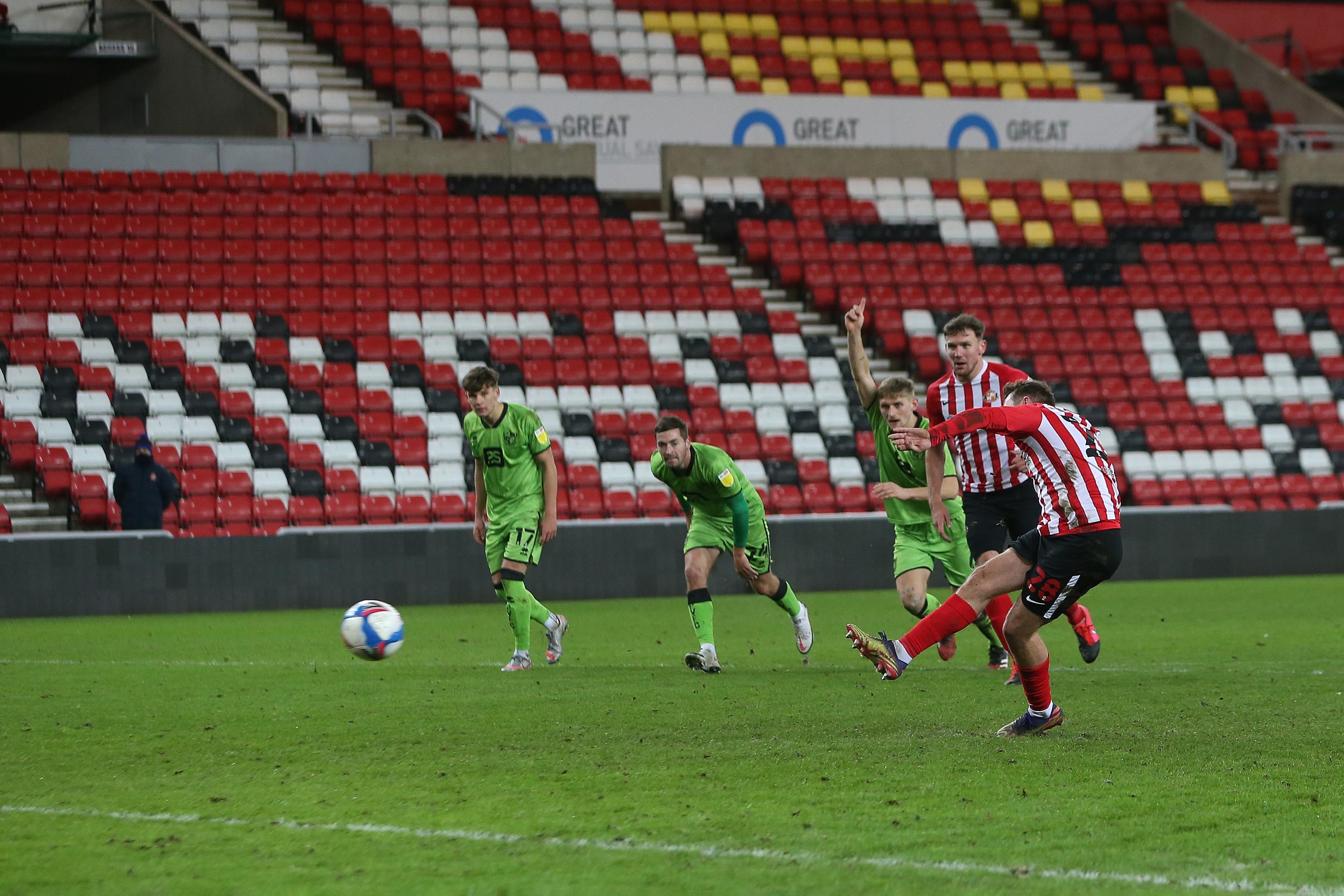 Sunderland v Port Vale - EFL Trophy