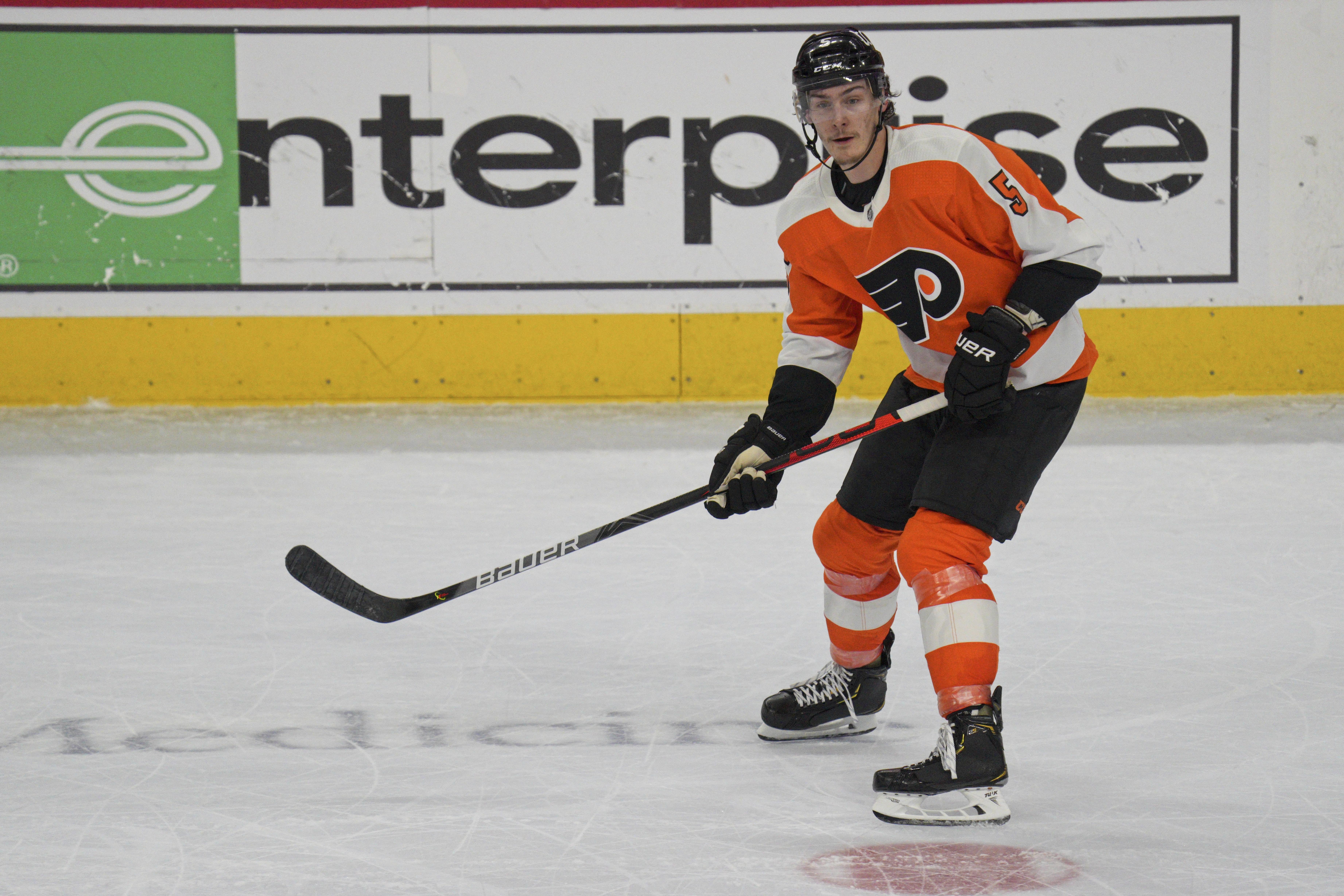 NHL: MAY 10 Devils at Flyers