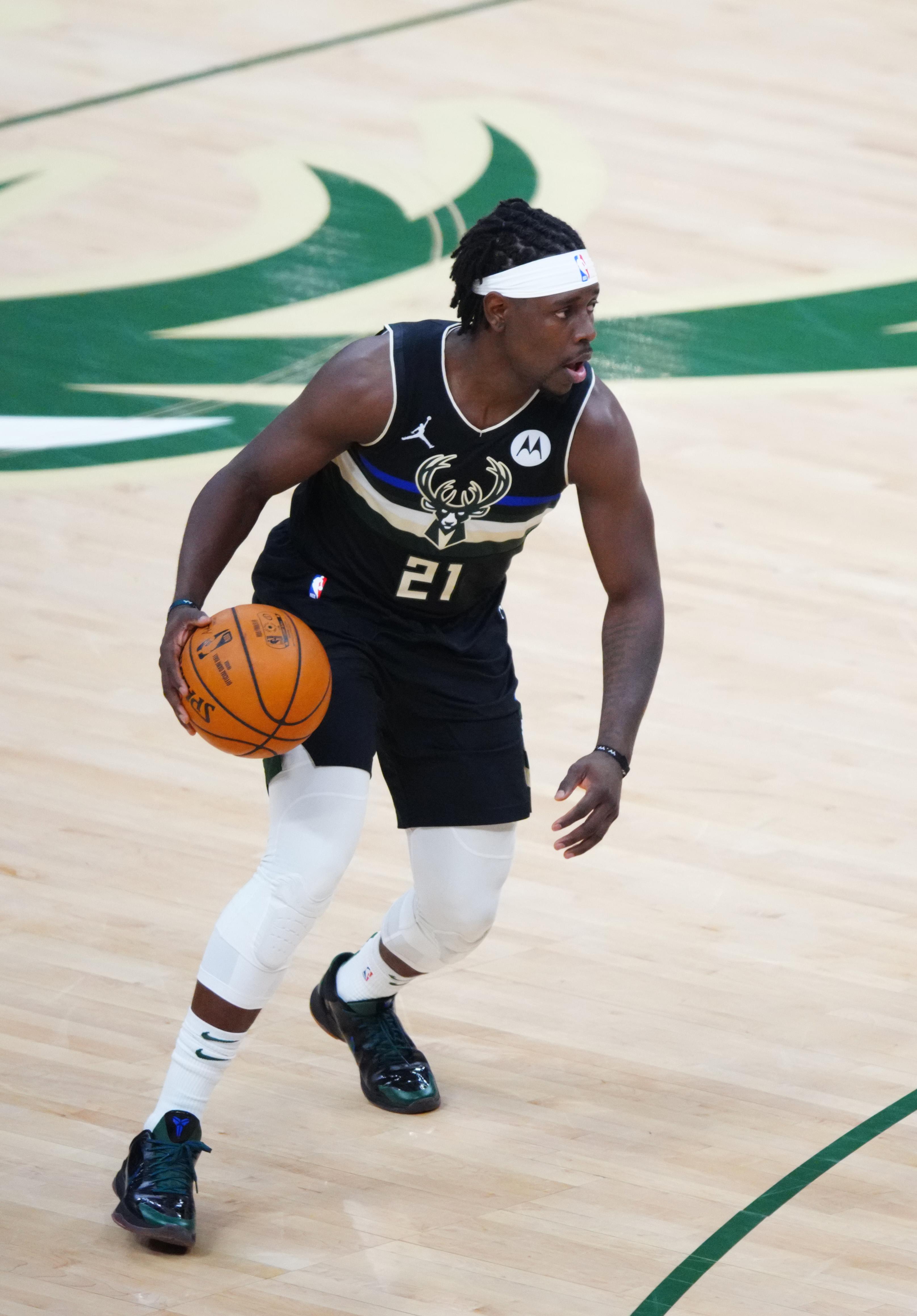 NBA: Finals-Phoenix Suns at Milwaukee Bucks