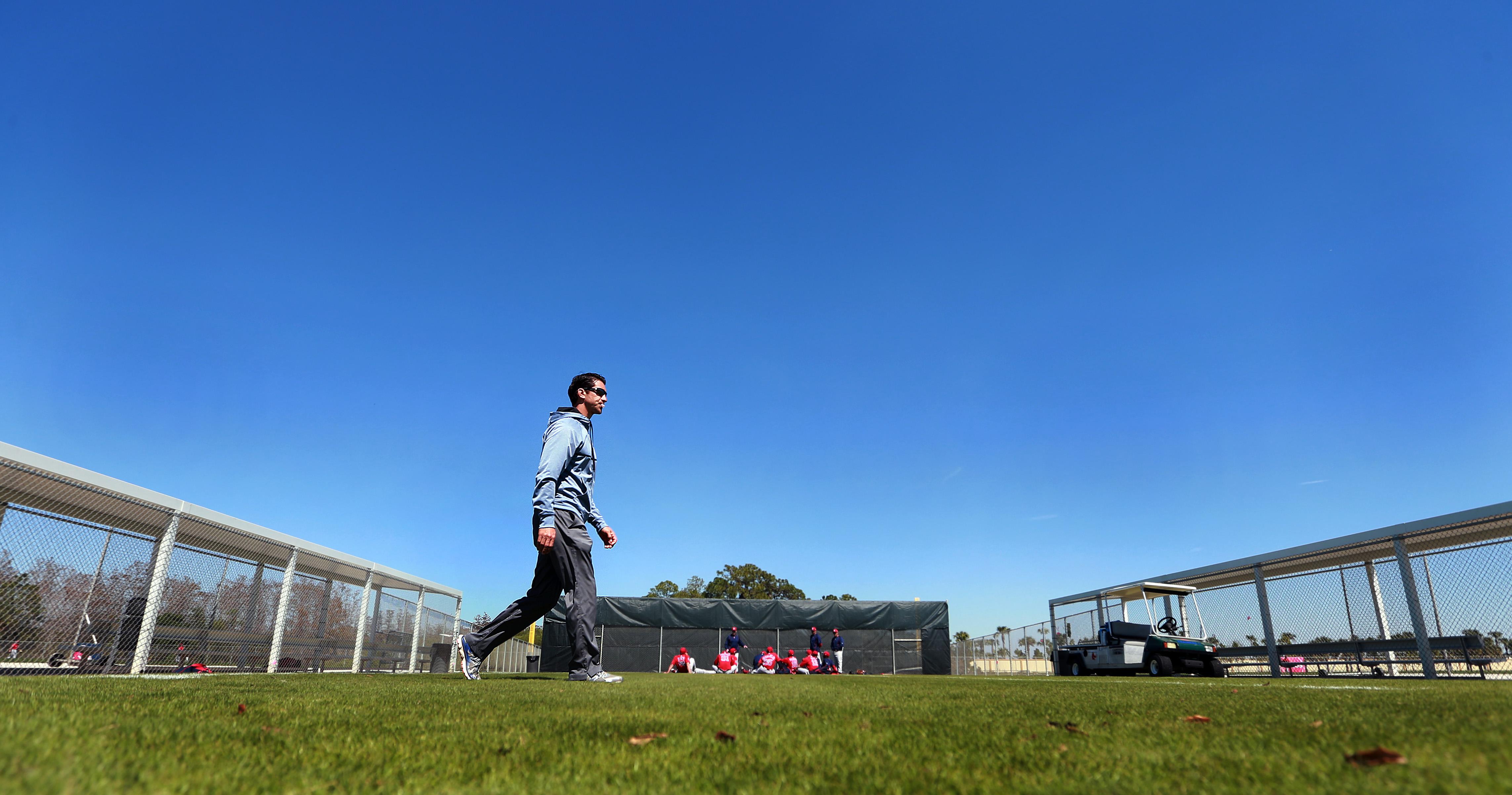 Hazen is walking the Diamondbacks into contention.