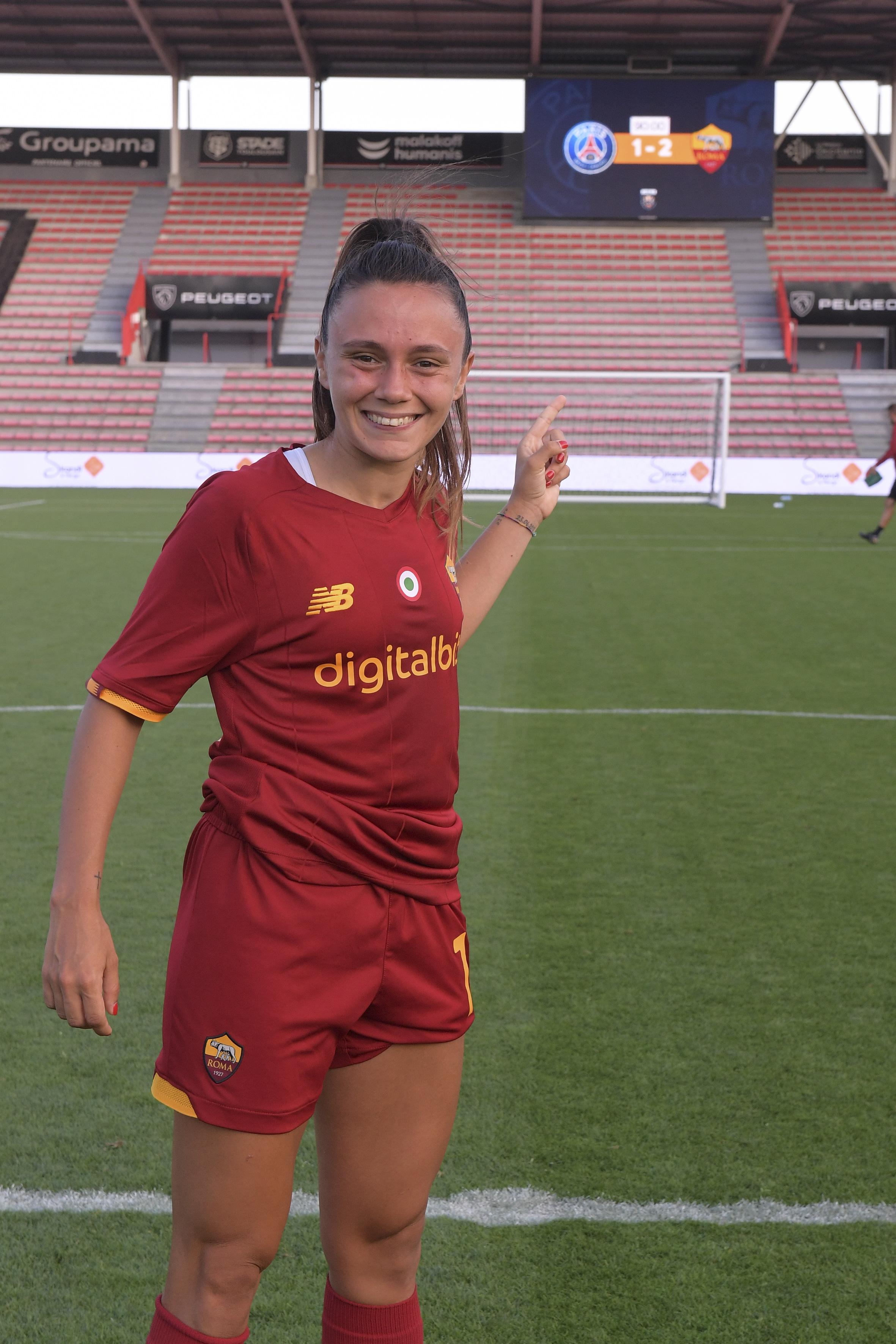 Paris Saint-Germain Women v AS Roma Women - Pre-Season Friendly
