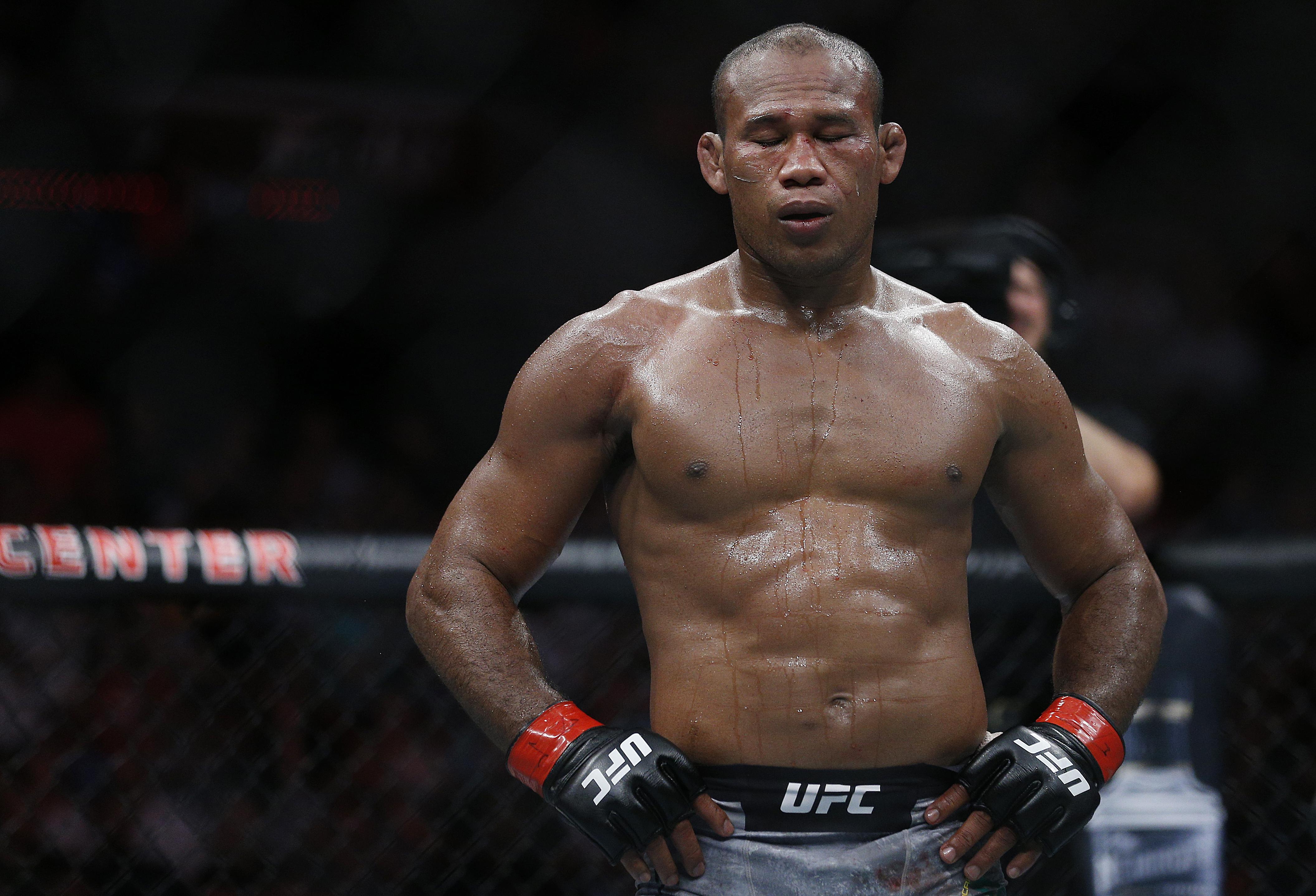 Ronaldo Souza retired from MMA at 41.
