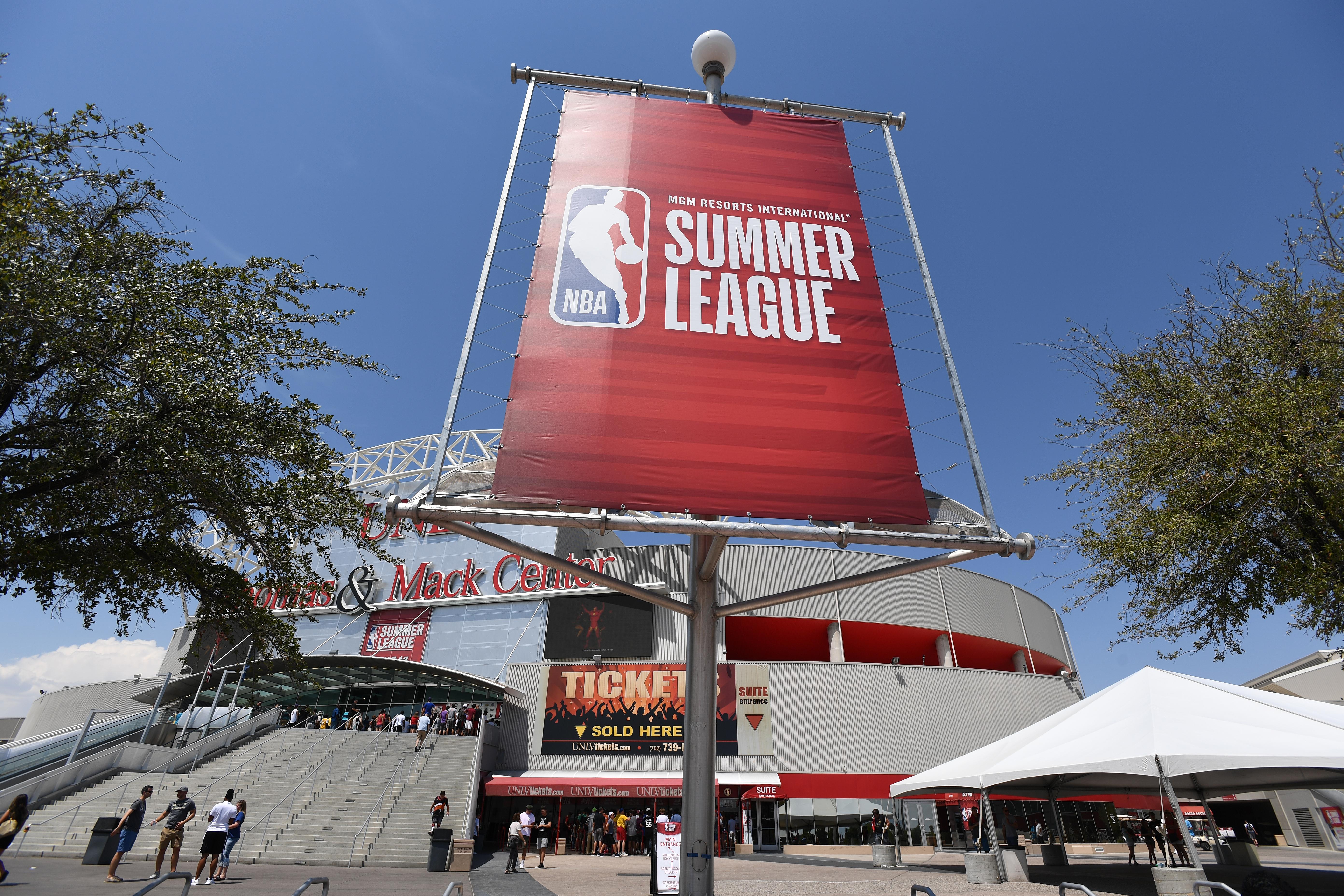 2017 Las Vegas Summer League - Milwaukee Bucks v Cleveland Cavaliers