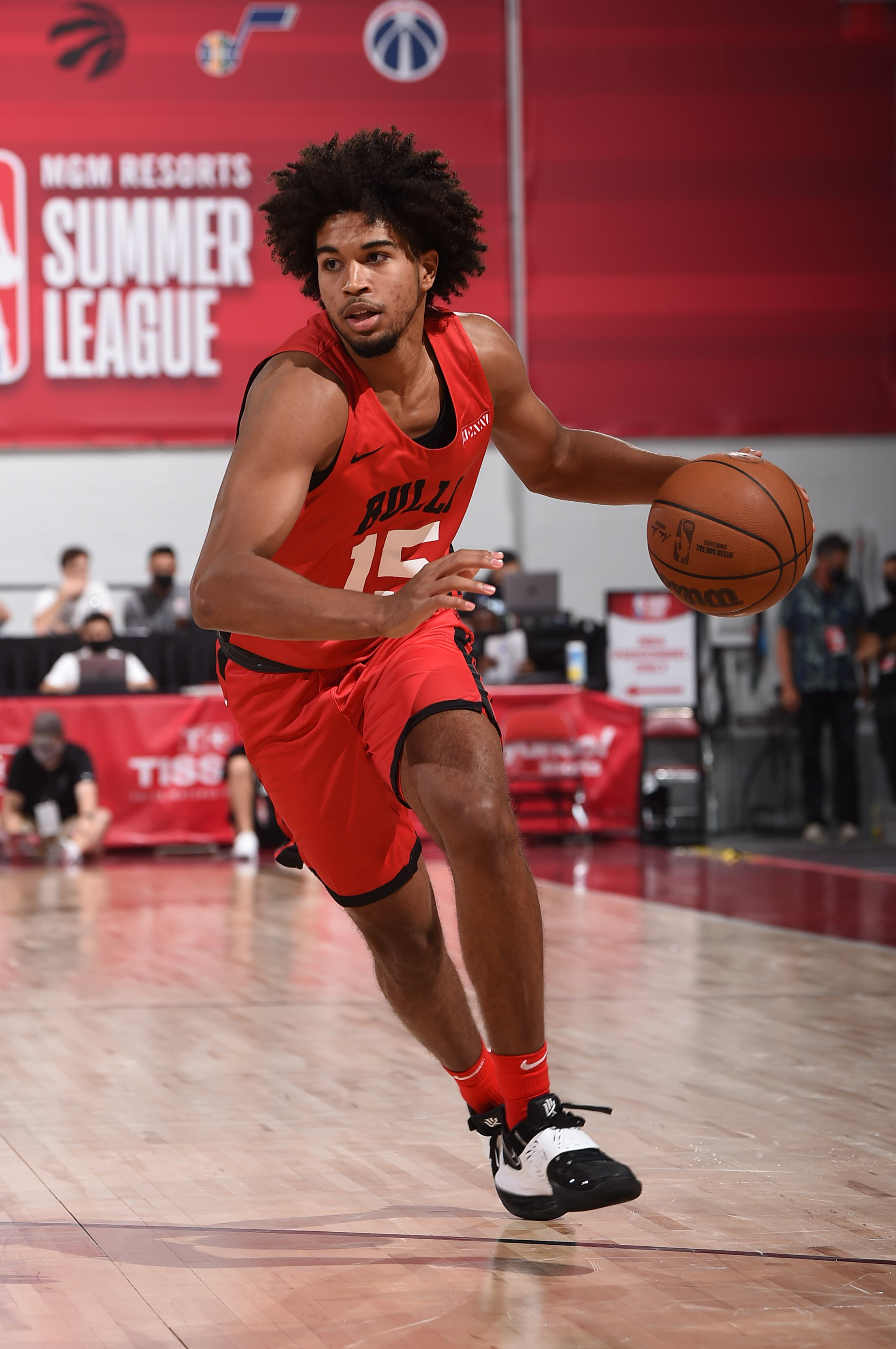 2021 Las Vegas Summer League - Chicago Bulls v San Antonio Spurs