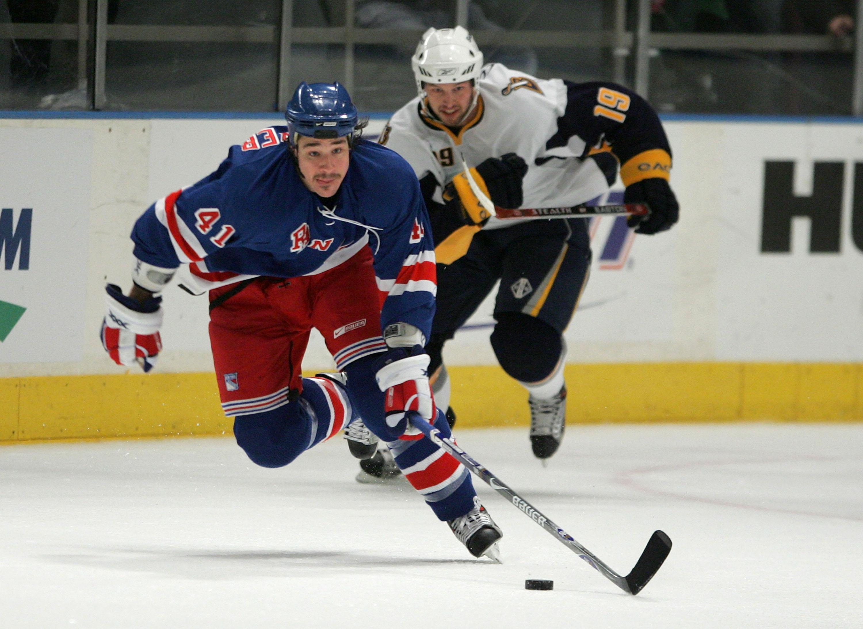 Buffalo Sabres v New York Rangers, Game 6