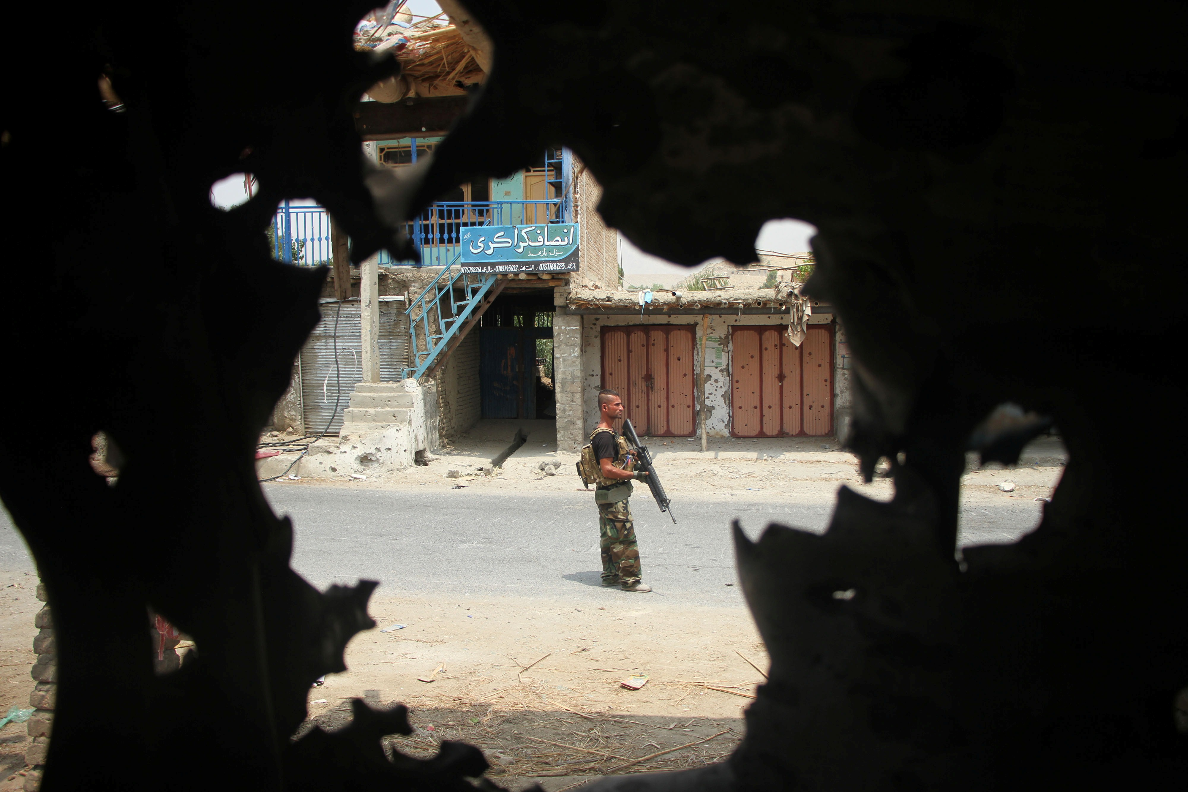 AFGHANISTAN-LAGHMAN-MILITARY OPERATION