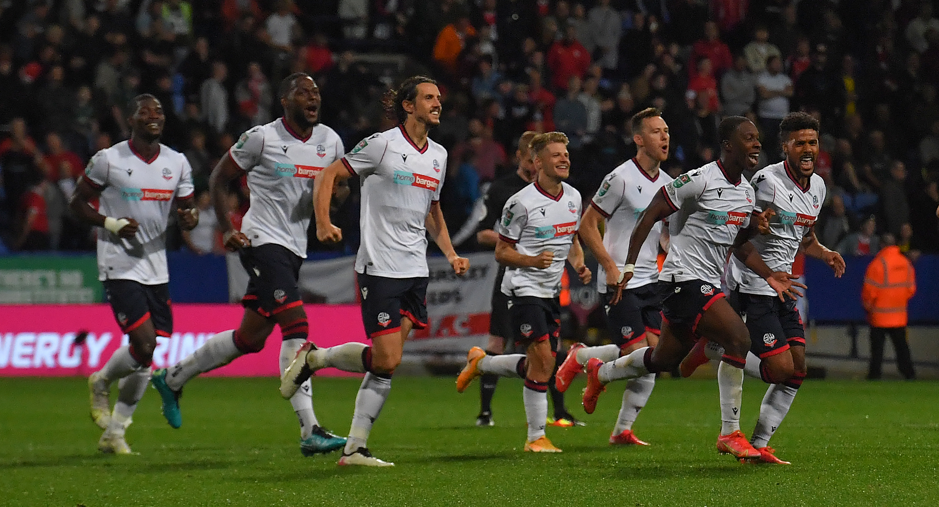 Bolton Wanderers v Barnsley - Carabao Cup First Round