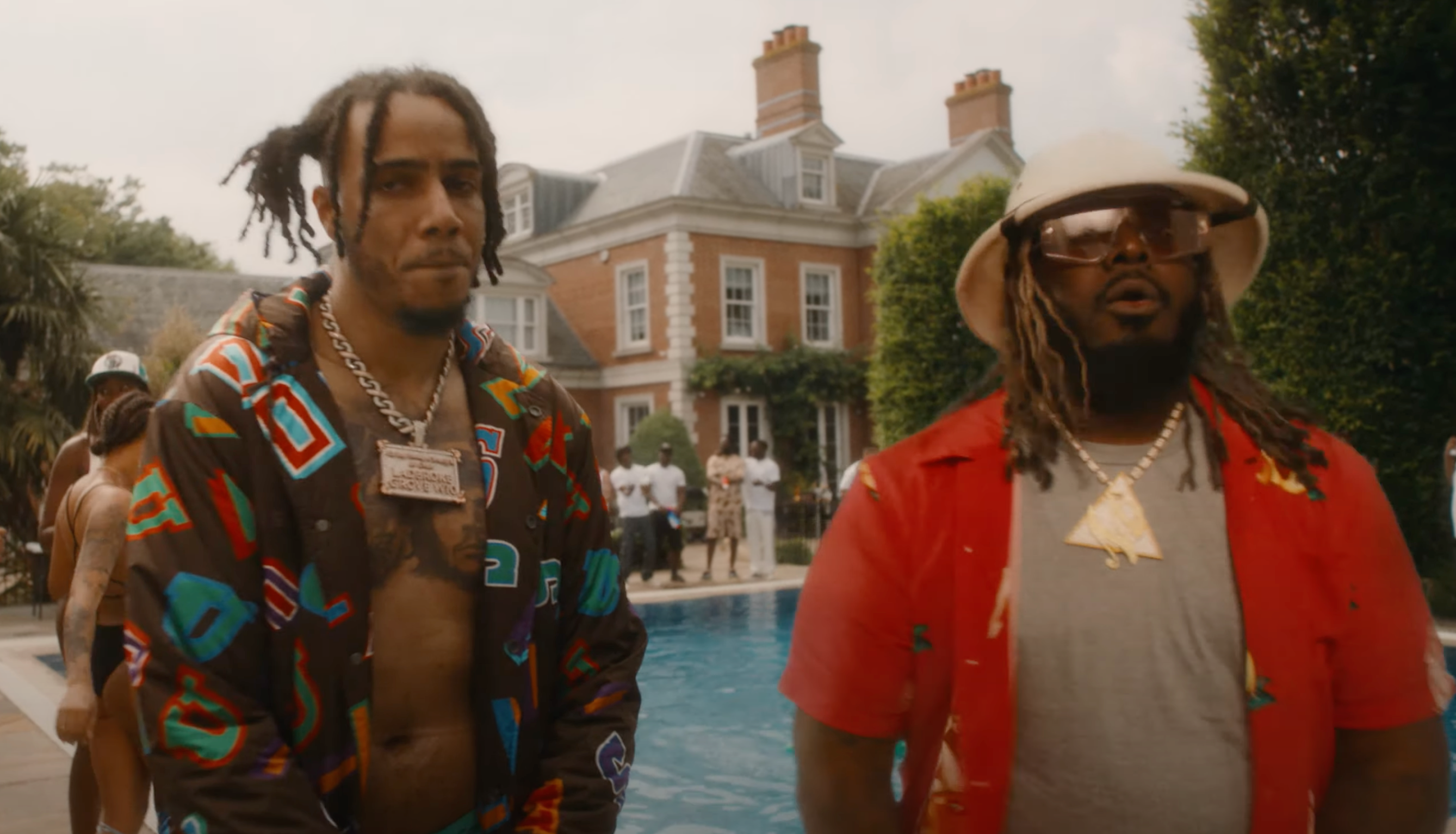 AJ Tracey and T-Pain